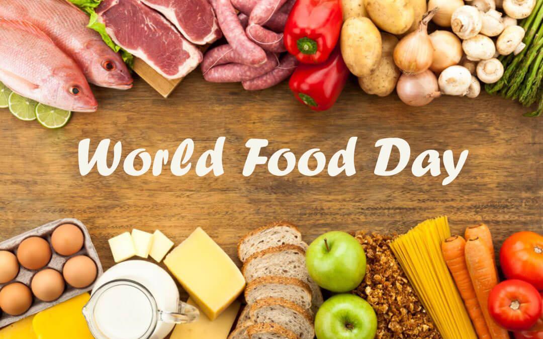 world food day october 16 wallpaper