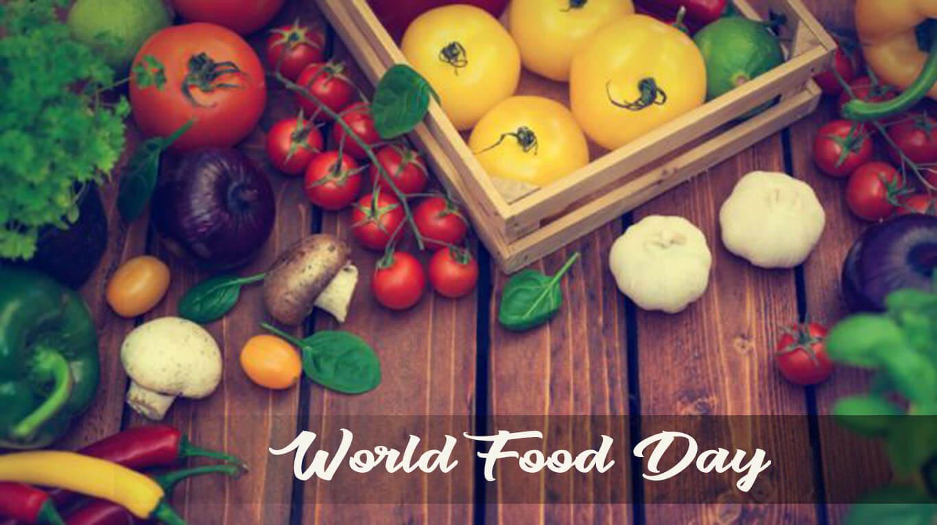 world food day vegetables wallpaper