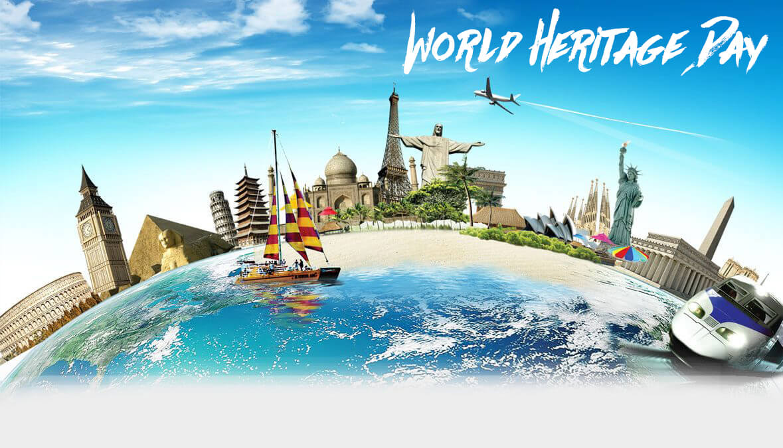 world heritage day 7 wonders christ statue pisa tower eiffel liberty hd wallpaper