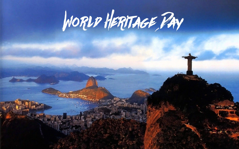world heritage day 7 wonders christ statue rio de janeiro brazil hd wallpaper