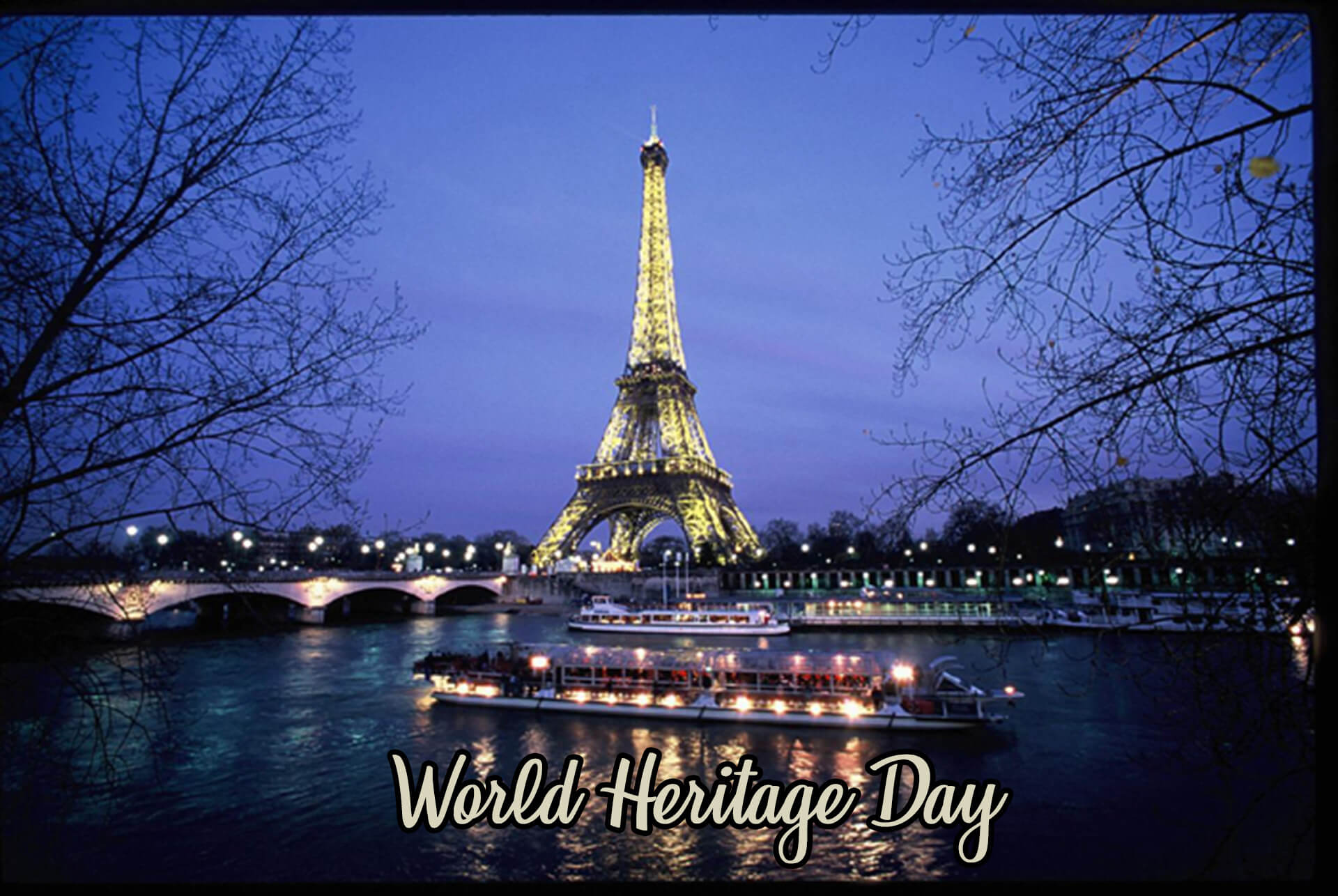 world heritage day monuments 7 wonders eiffel tower london paris wallpaper