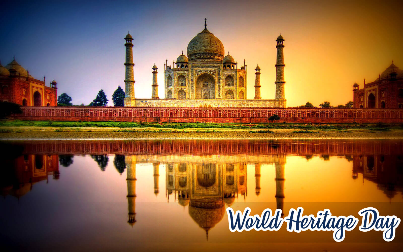 world heritage day monuments tajmahal wallpaper