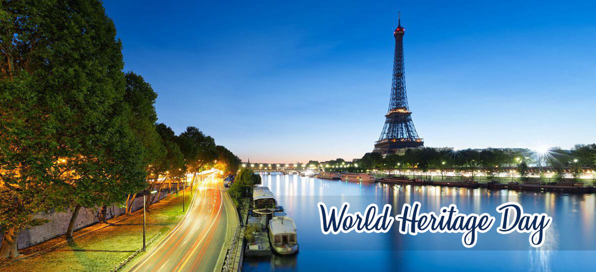 world heritage day monuments wonders eiffel tower london paris wallpaper