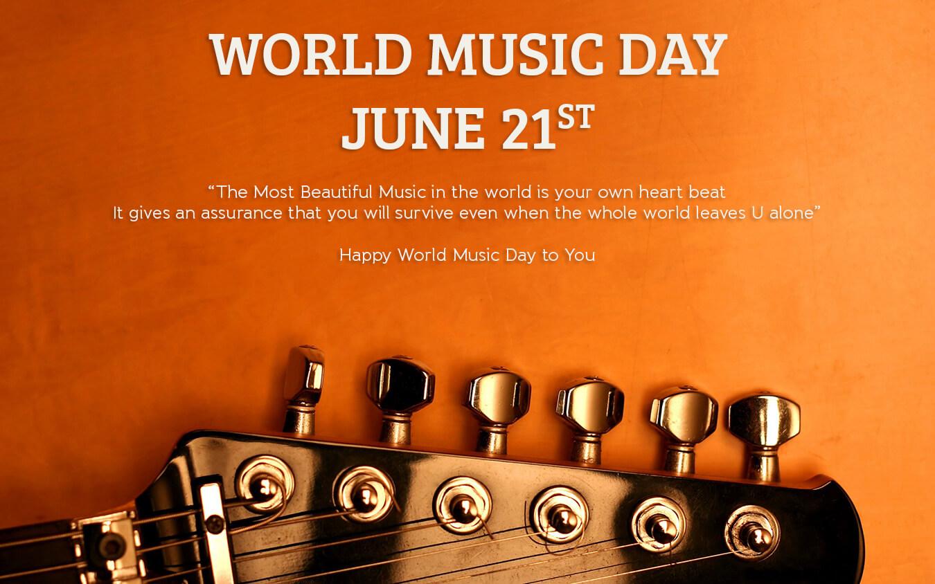 world music day guitar hd