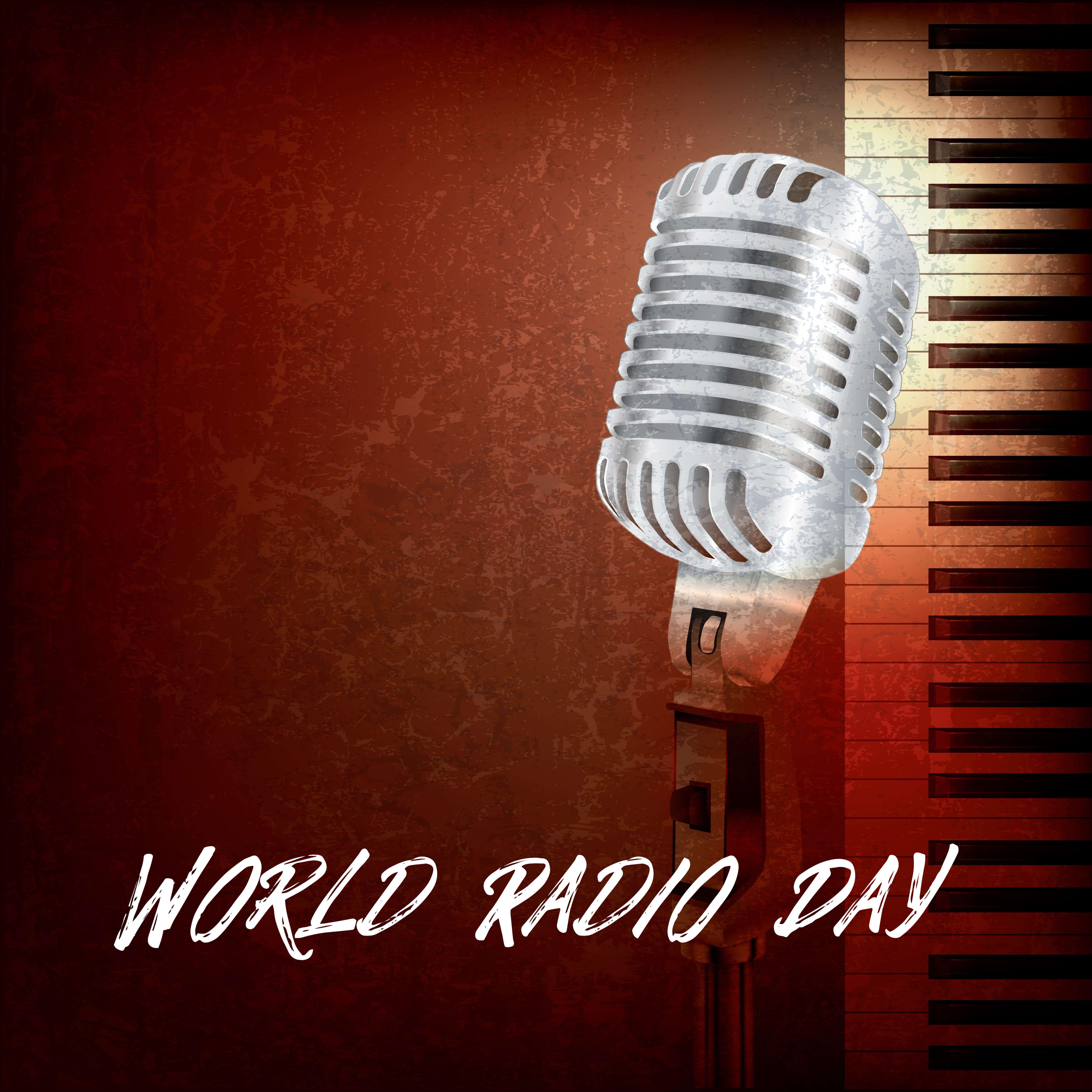 world radio day background pc hd wallpaper
