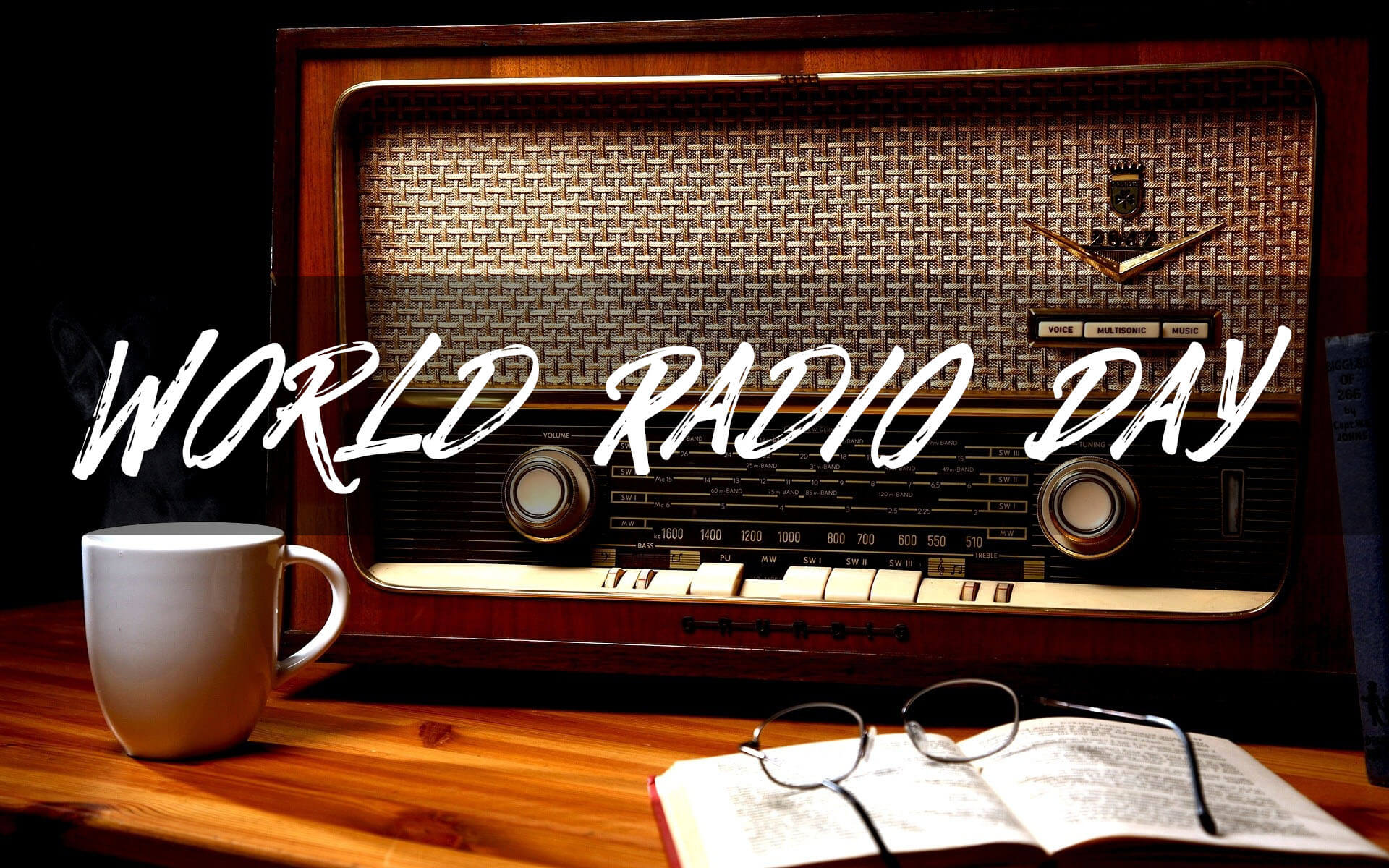 world radio day new desktop background hd wallpaper