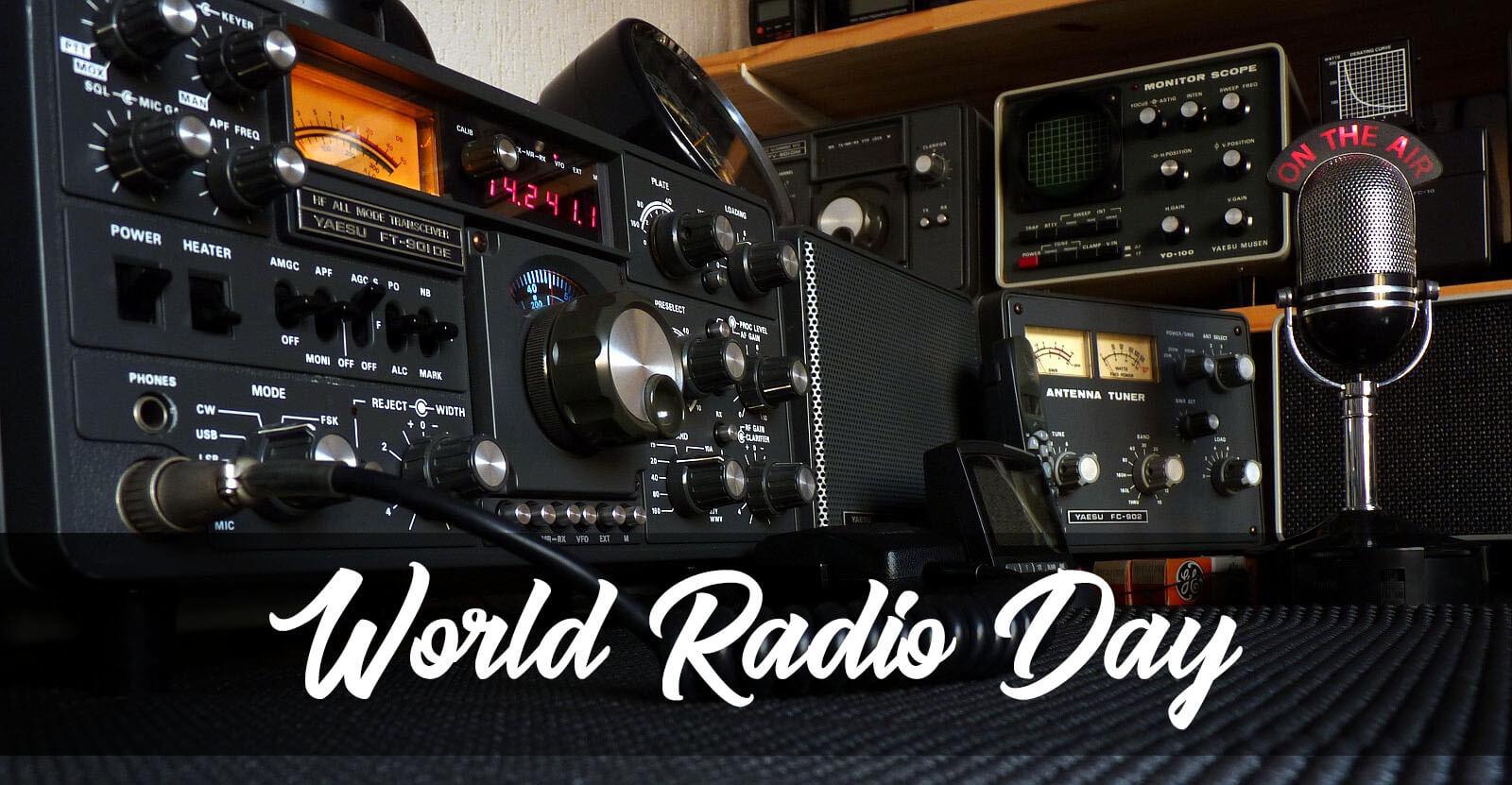 world radio day new latest pc desktop background wide hd wallpaper