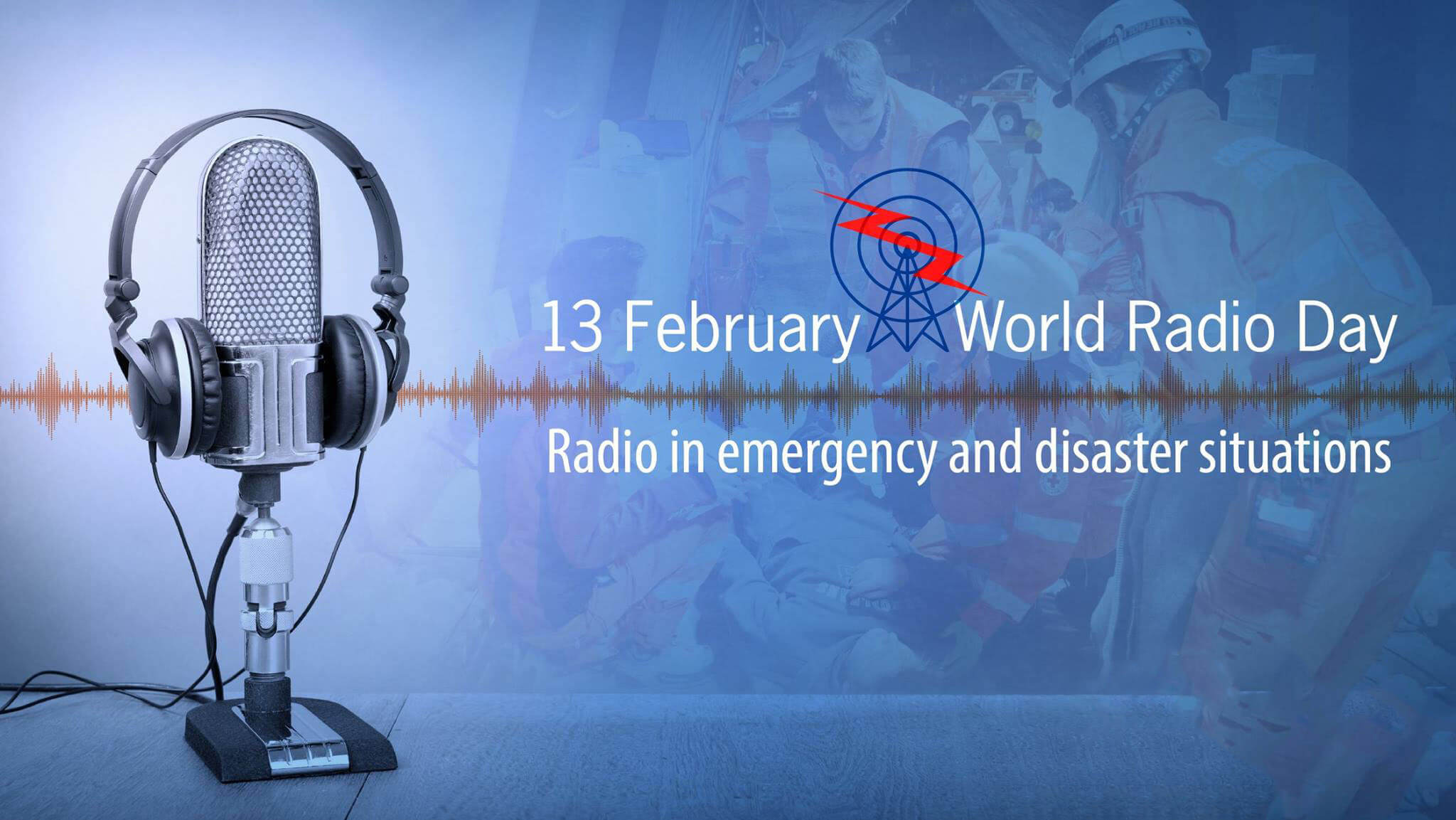 world radio day new wide desktop background hd wallpaper