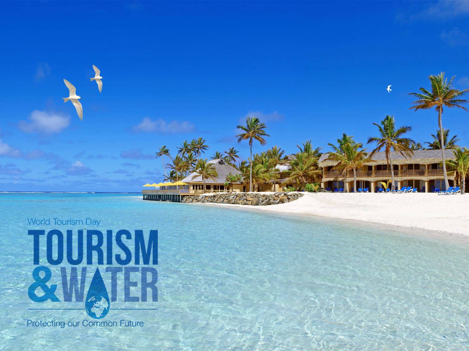 world tourism day 27th september cook island