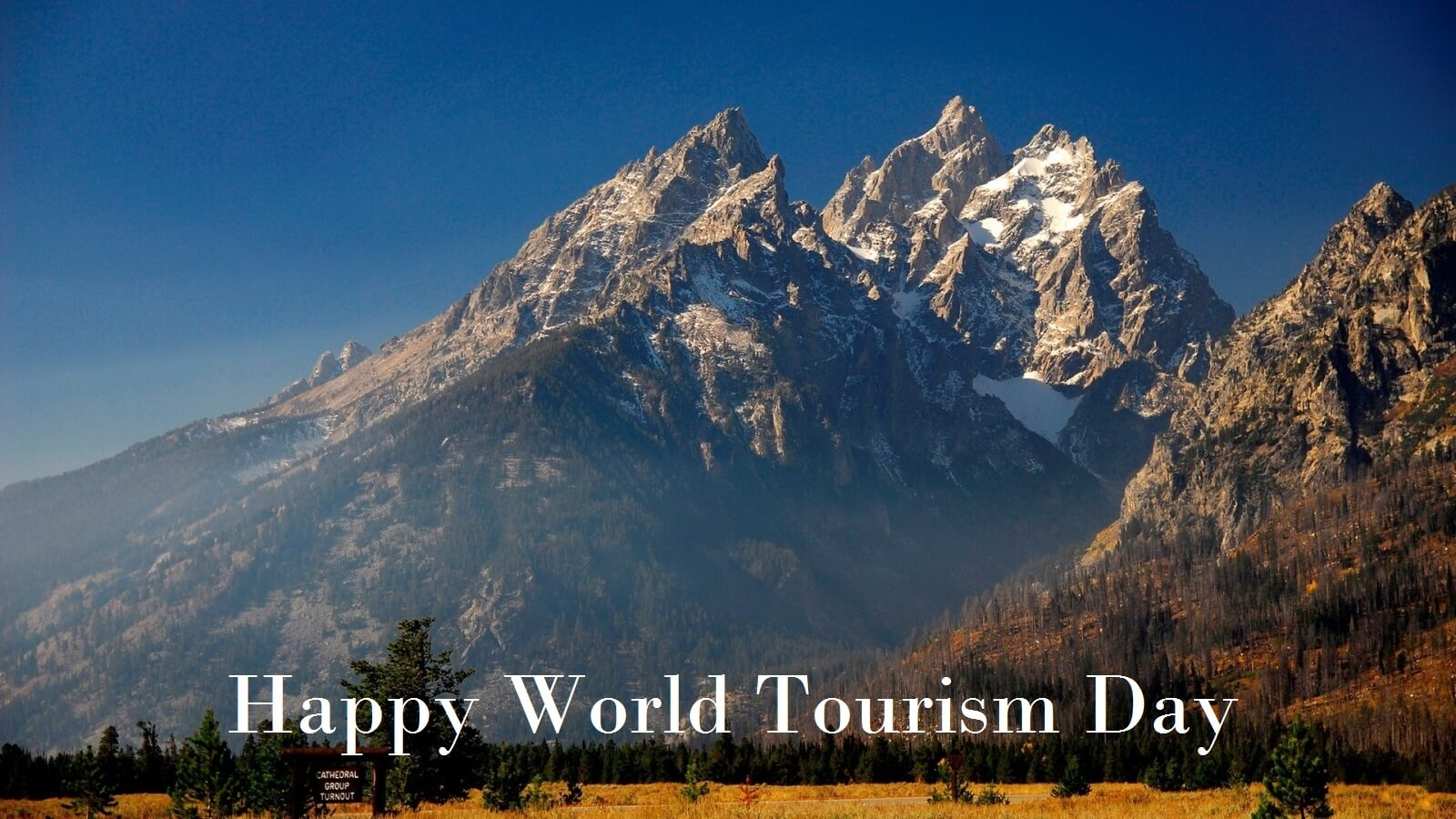 world tourism day 27th september mountains