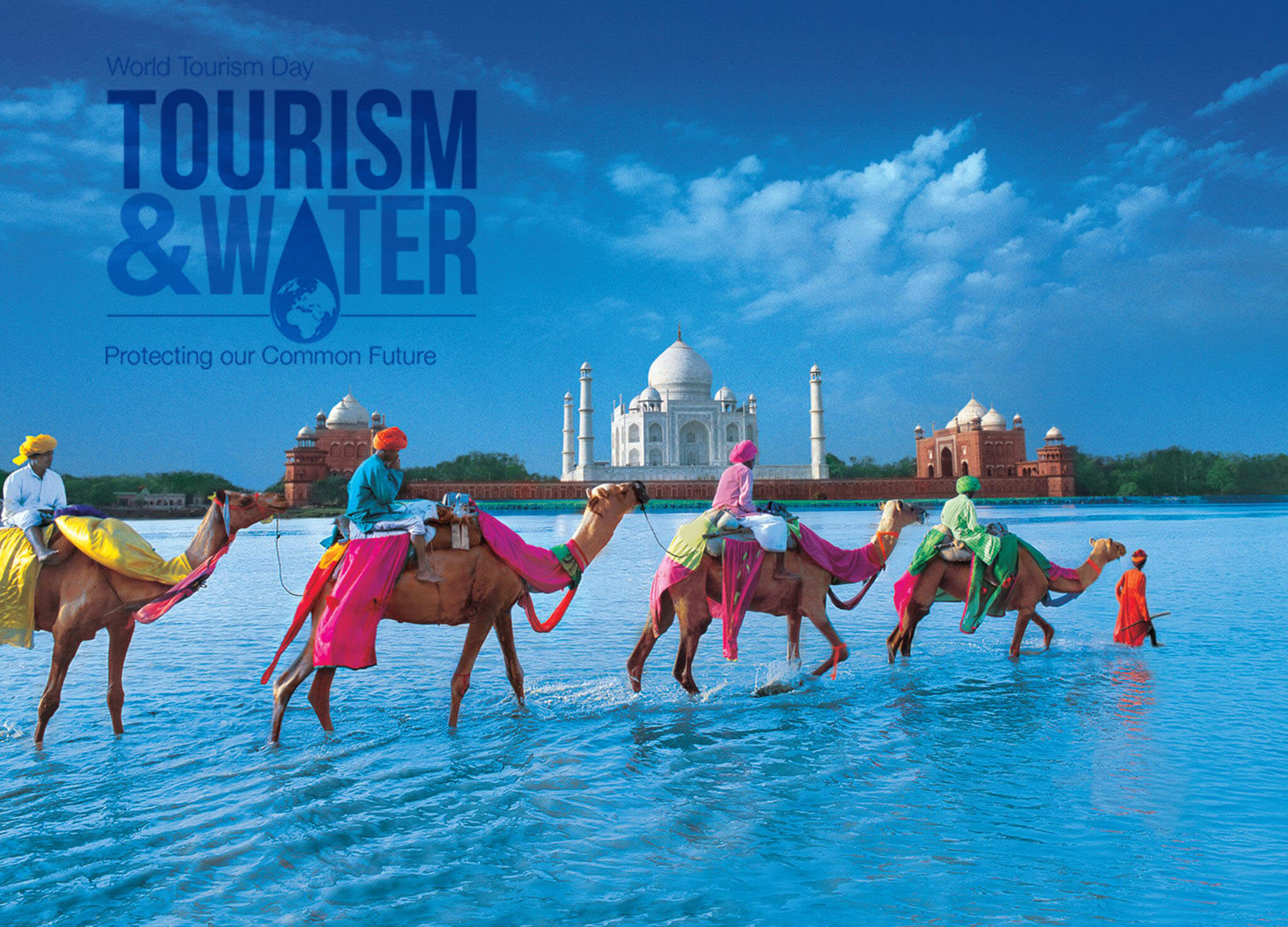 world tourism day 27th september taj mahal