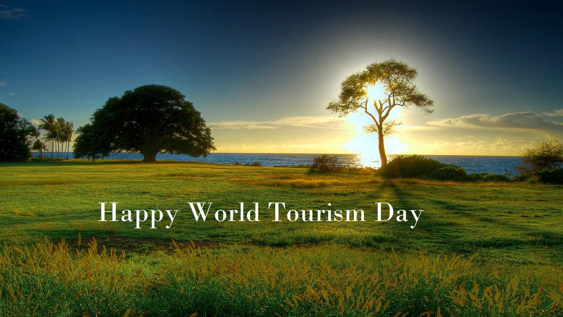 world tourism day 27th september wallpaper