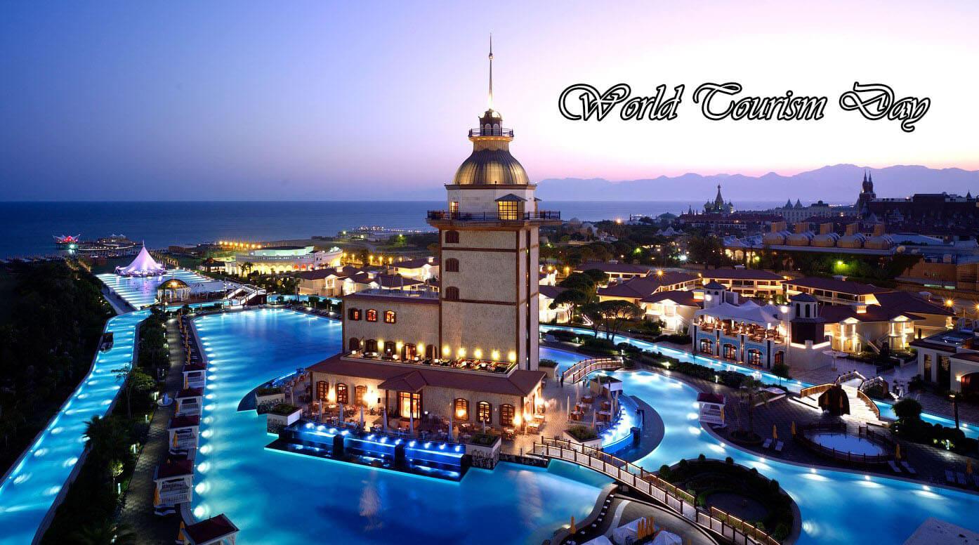 world tourism day istanbul antalya resort