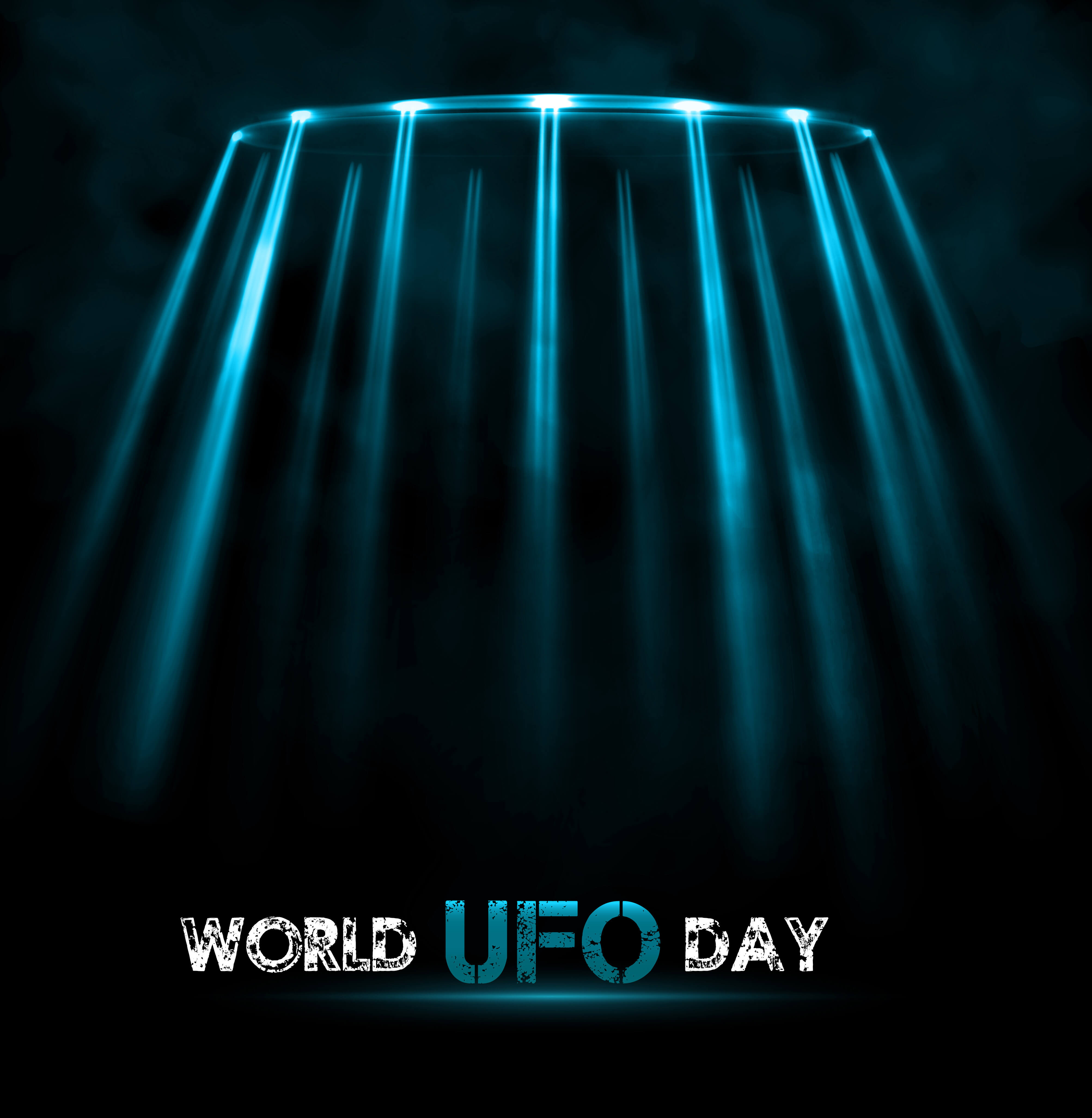 world ufo day unidentified flying object saucer hd wallpaper