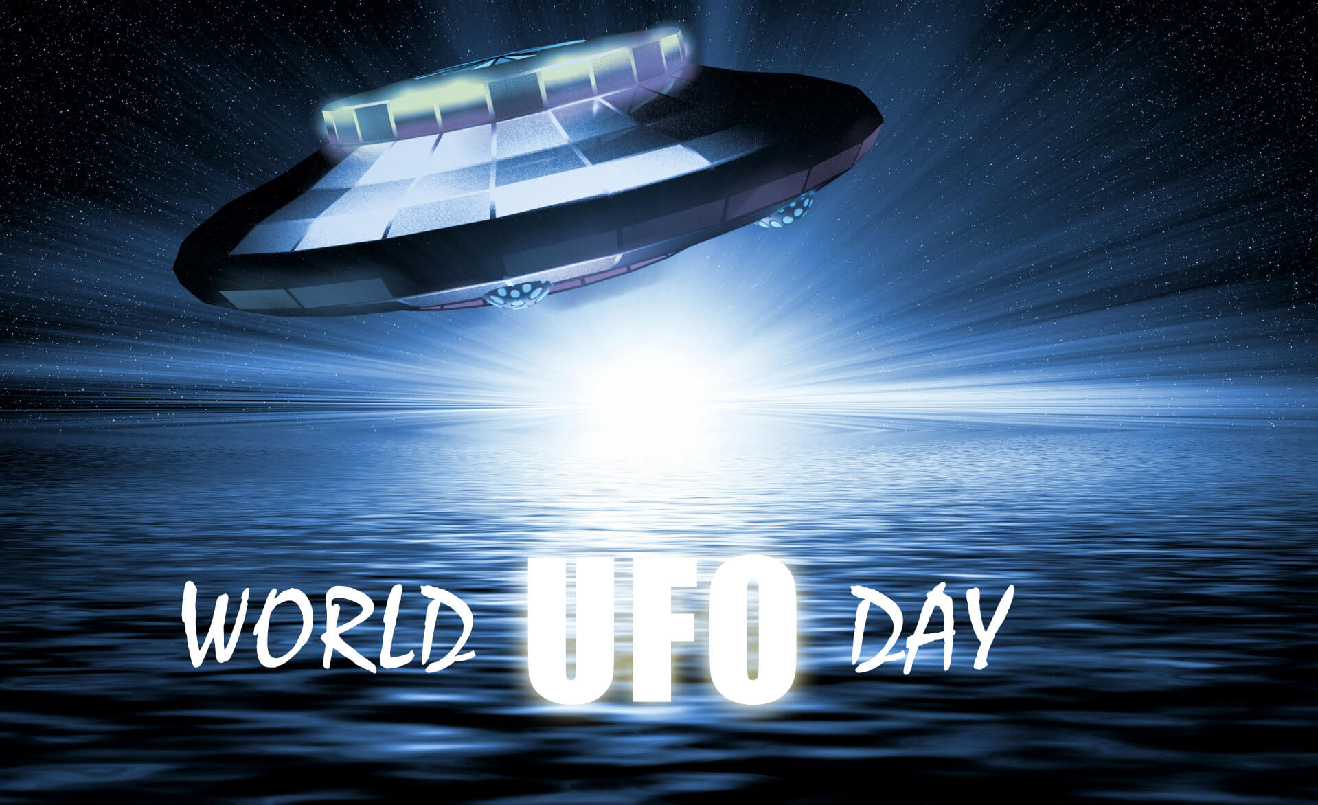 world ufo day unidentified flying object saucer july wallpaper