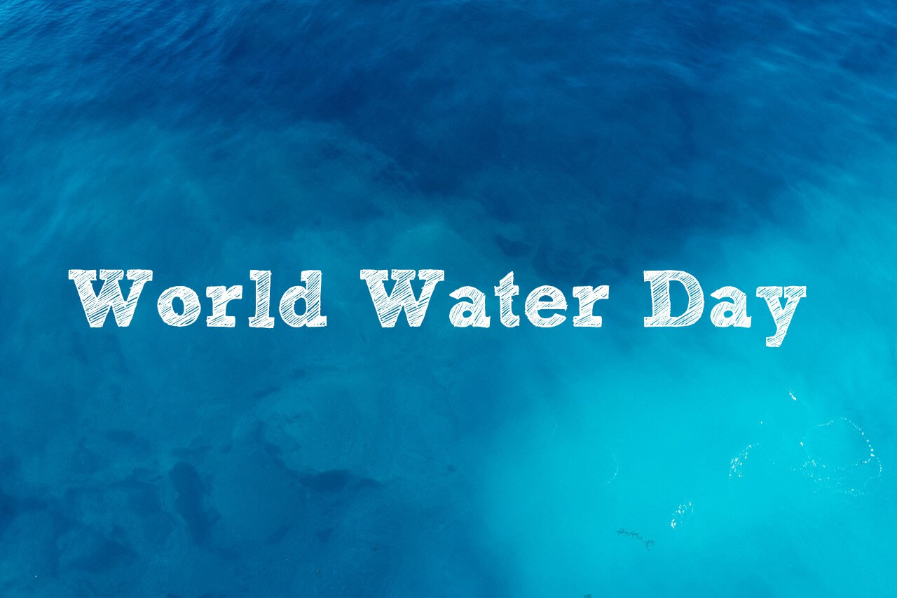 world water day desktop hd background