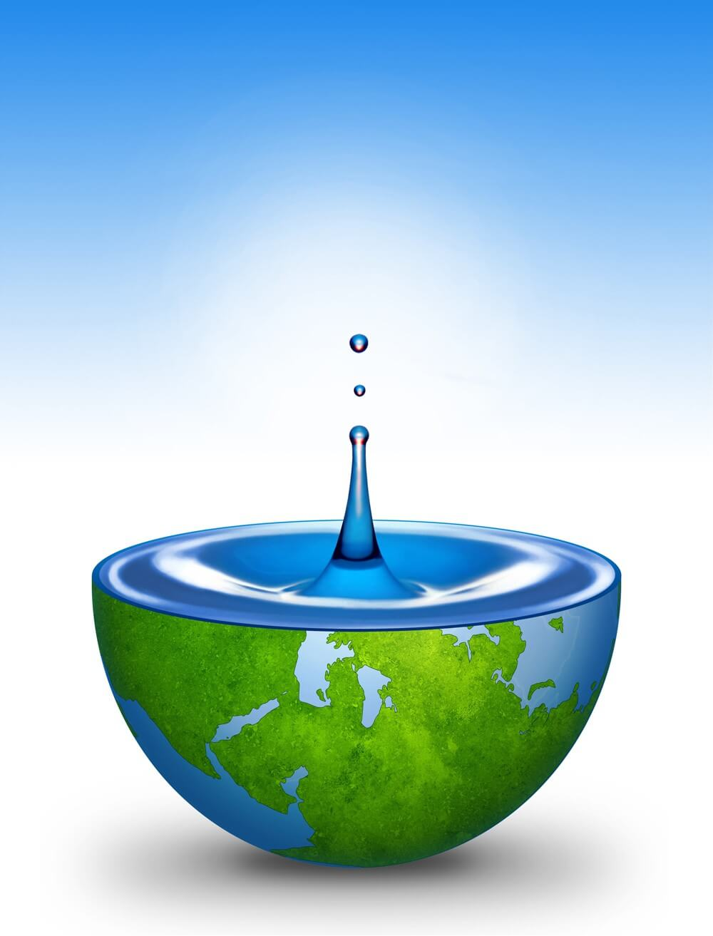world water day save water