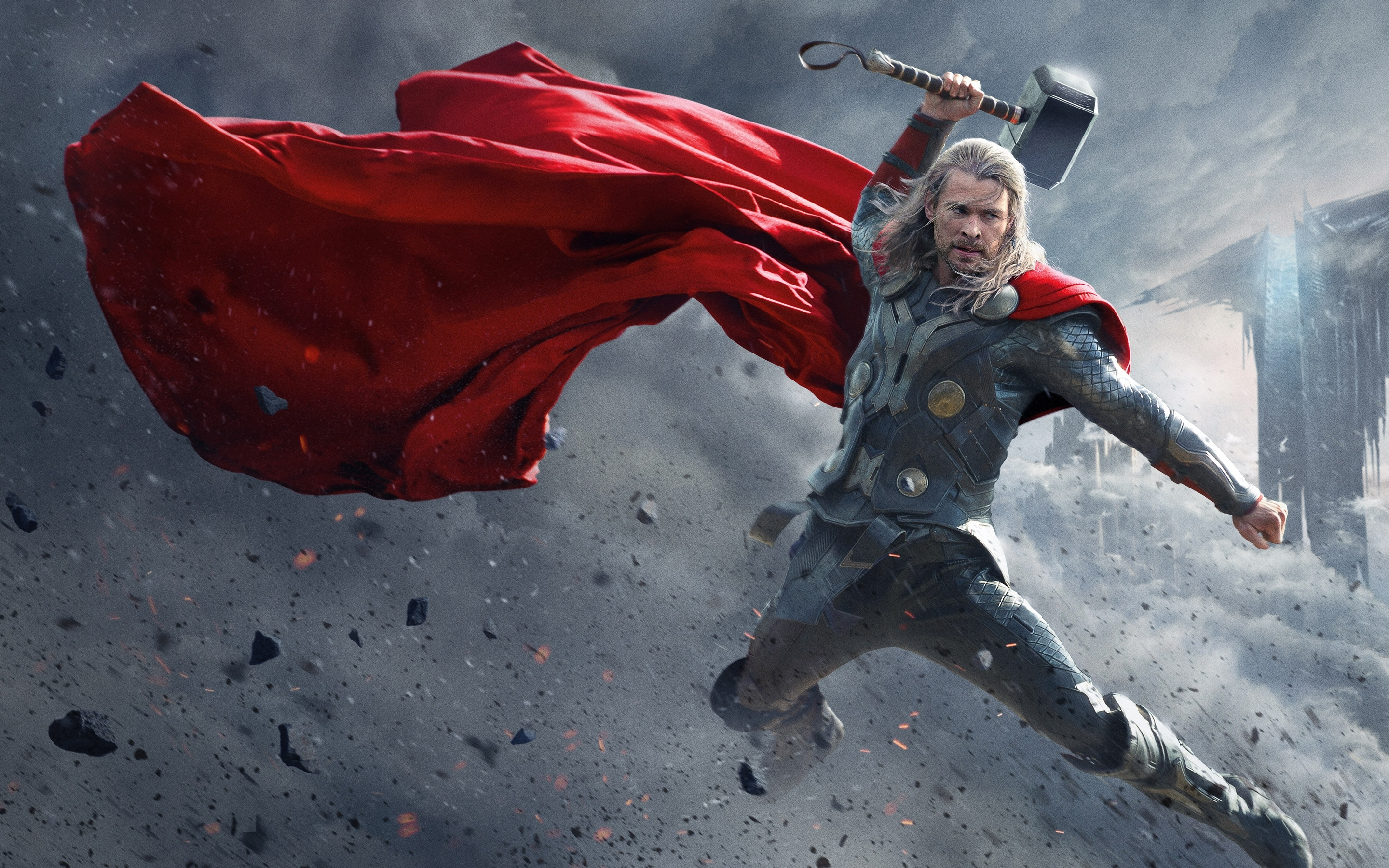 2013 Thor The Dark World