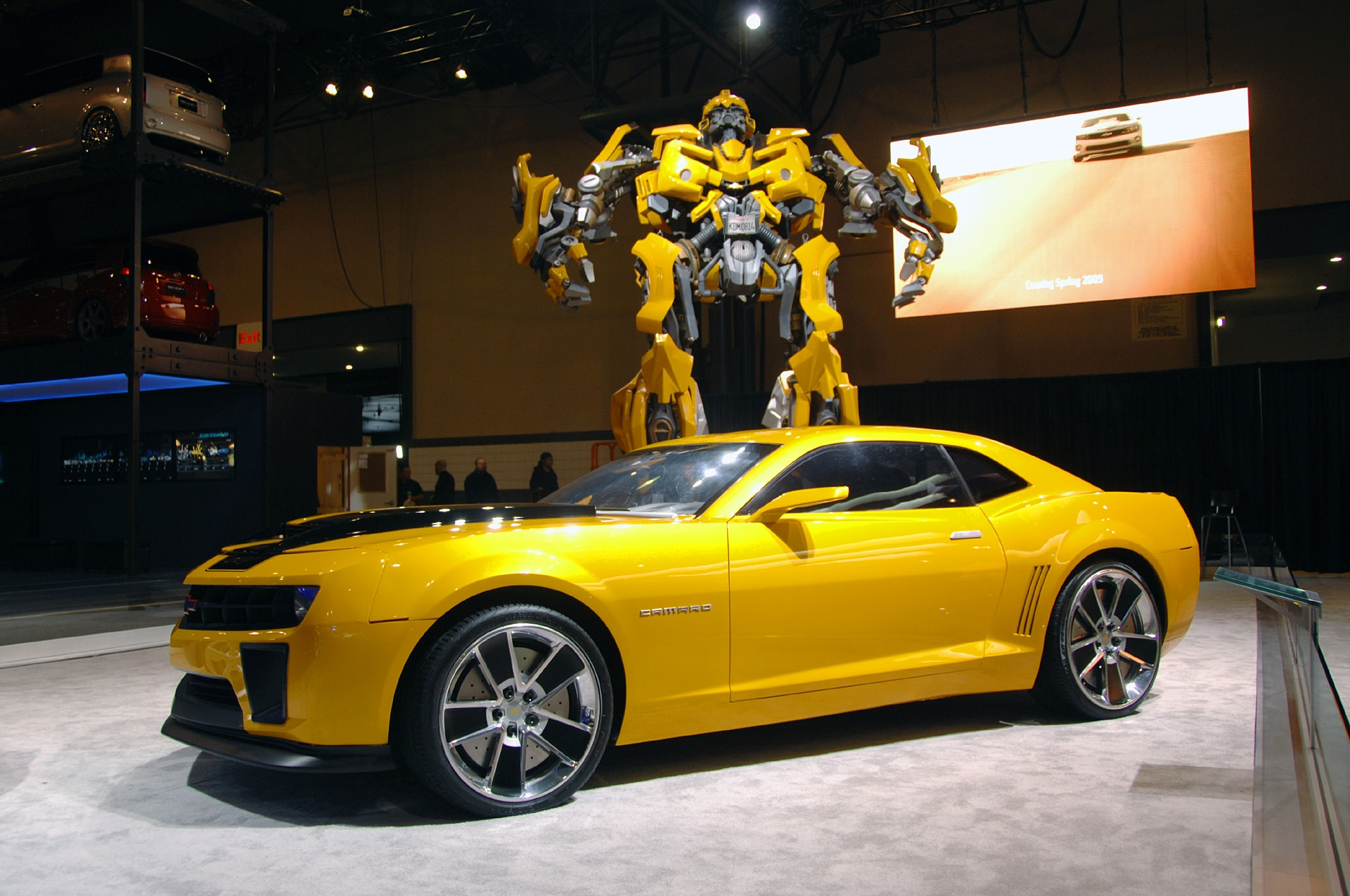 autobots bumblebee transformers hd