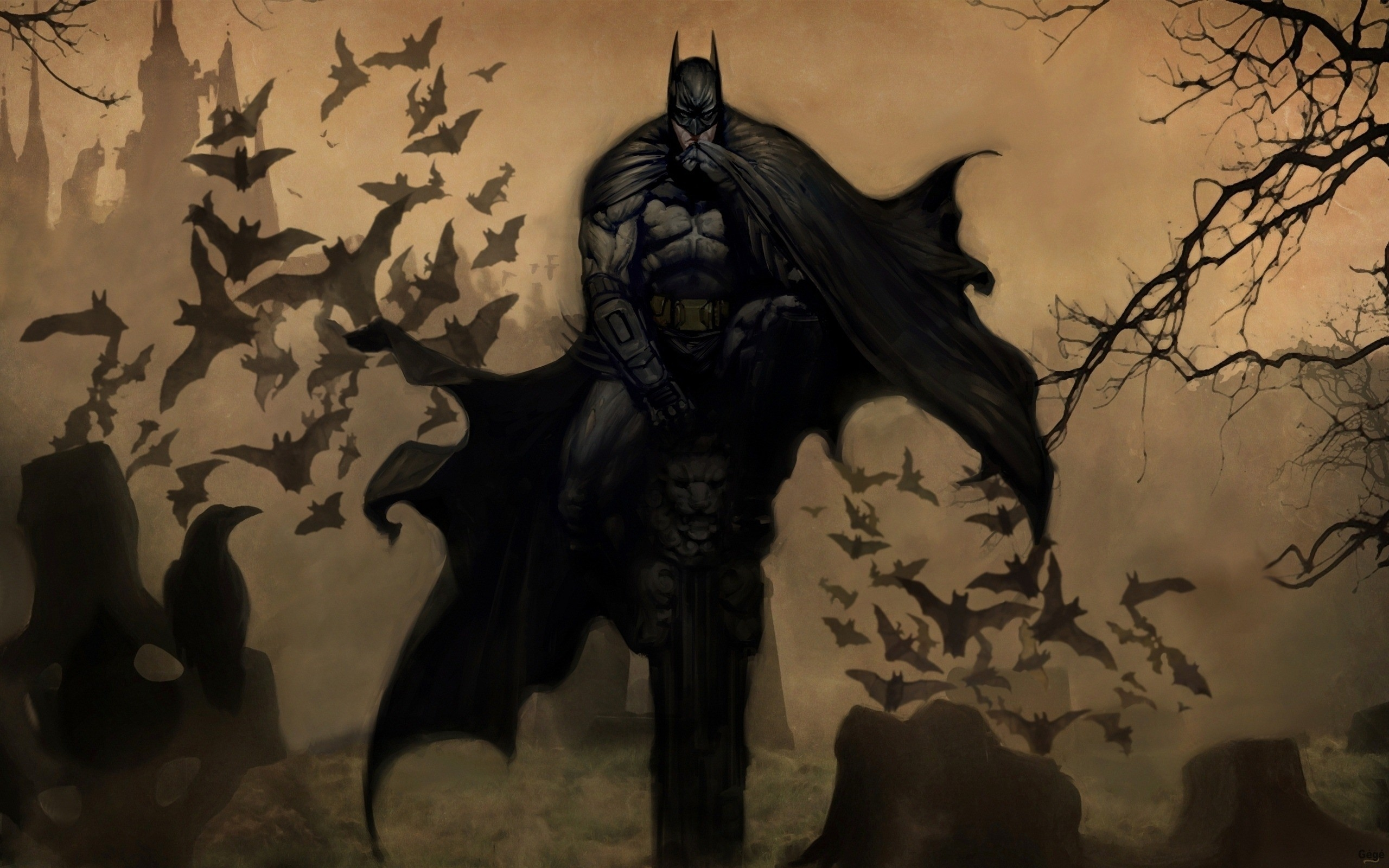 batman dark knight deadpool comics