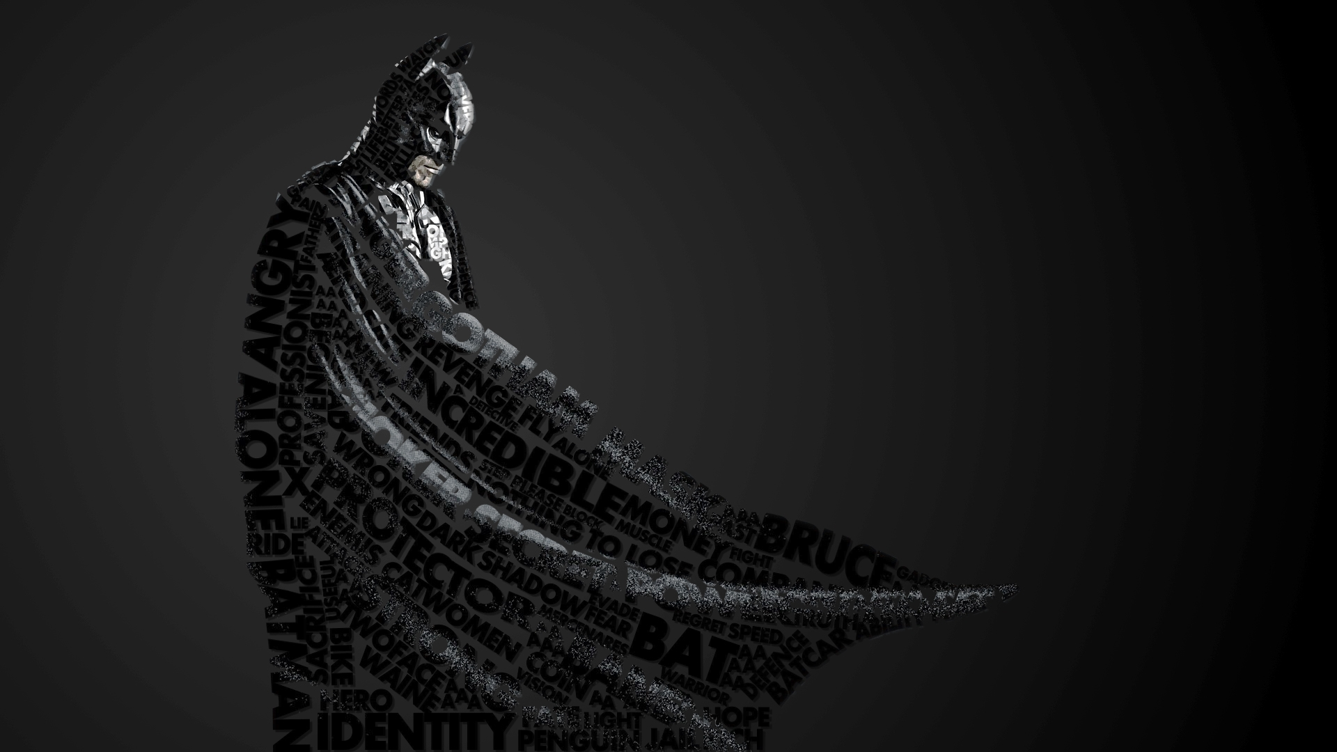Batman Hd Free Download Wallpaper
