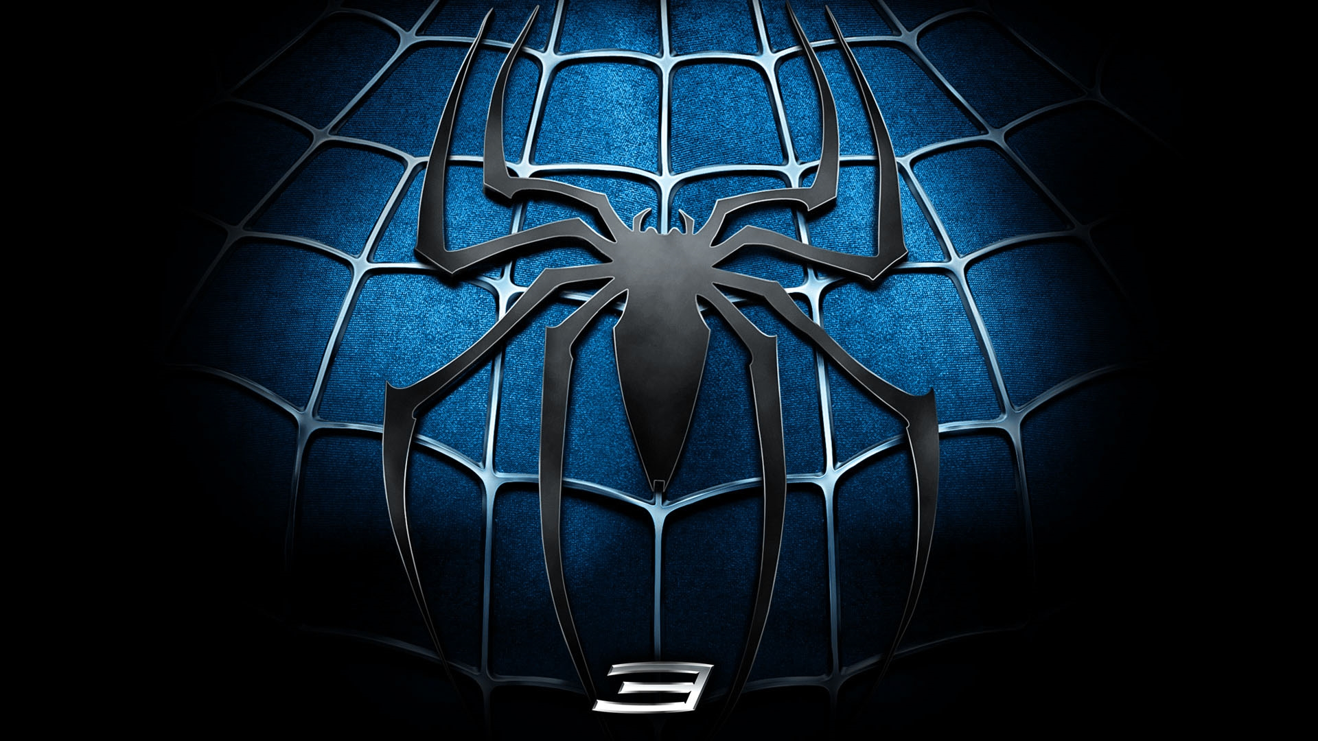 black spider man 3 marvel deskto