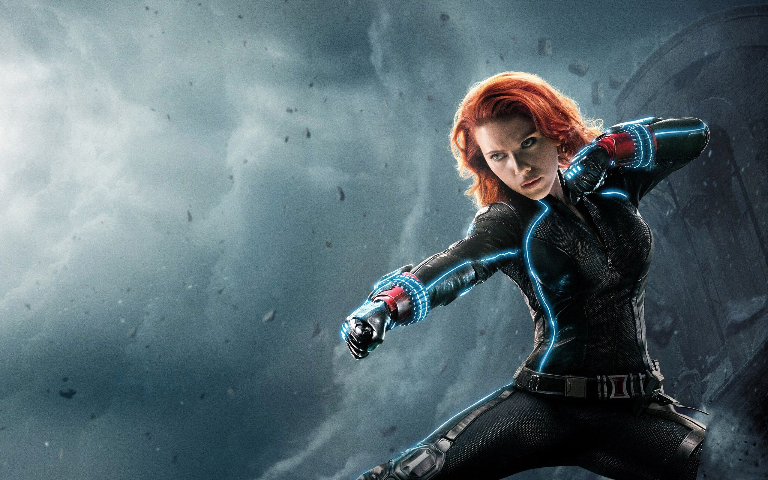 black widow marvel avengers natalia romanova hd wallpaper