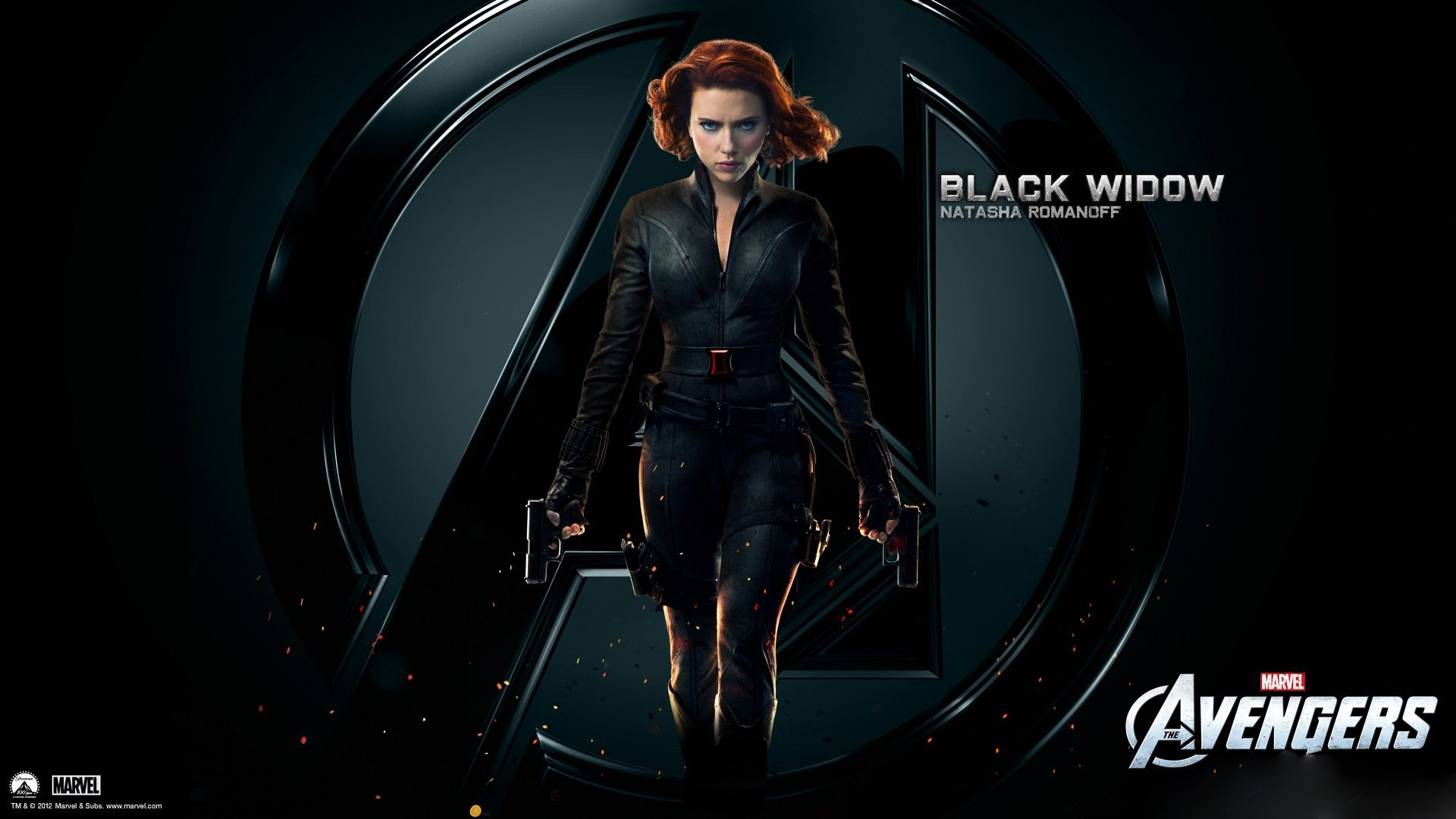 black widow marvel avengers natalia romanova natasha hd wallpaper