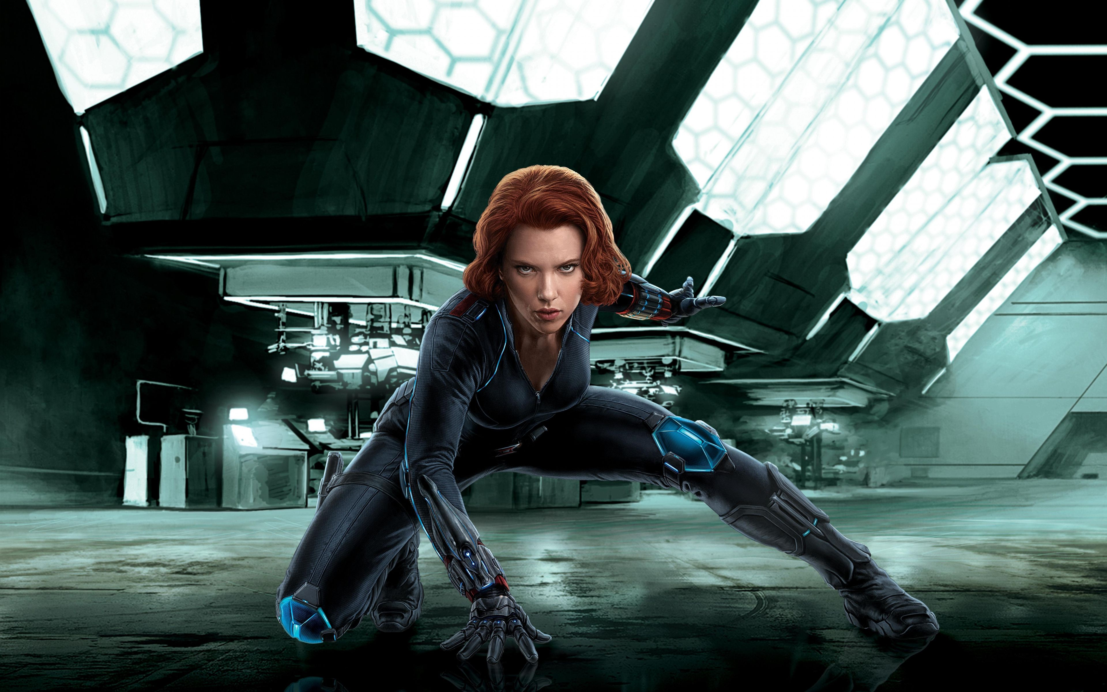 black widow marvel super hero avengers hd background wallpaper