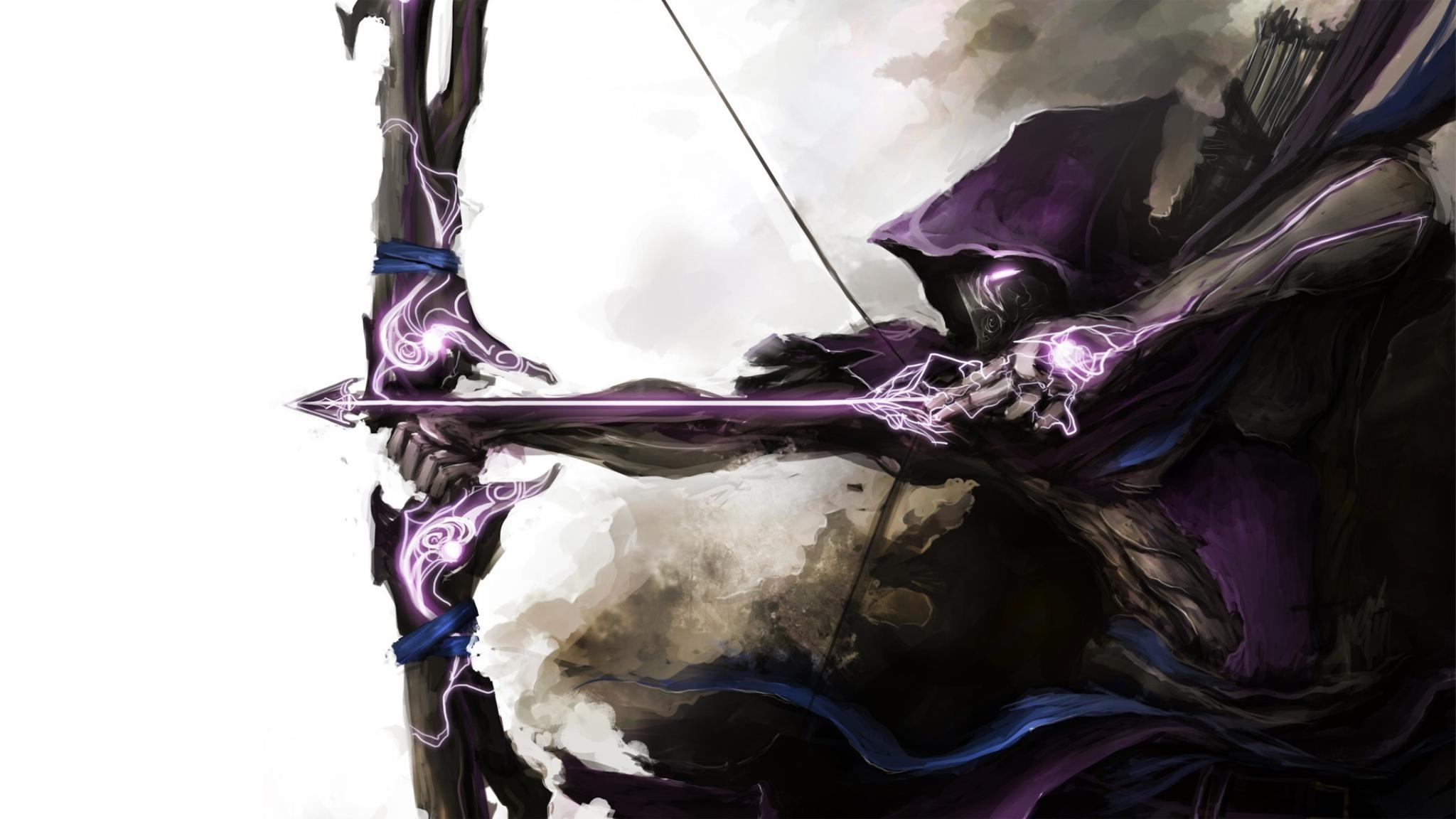 bows arrow avenger hawkeye free wallpaper