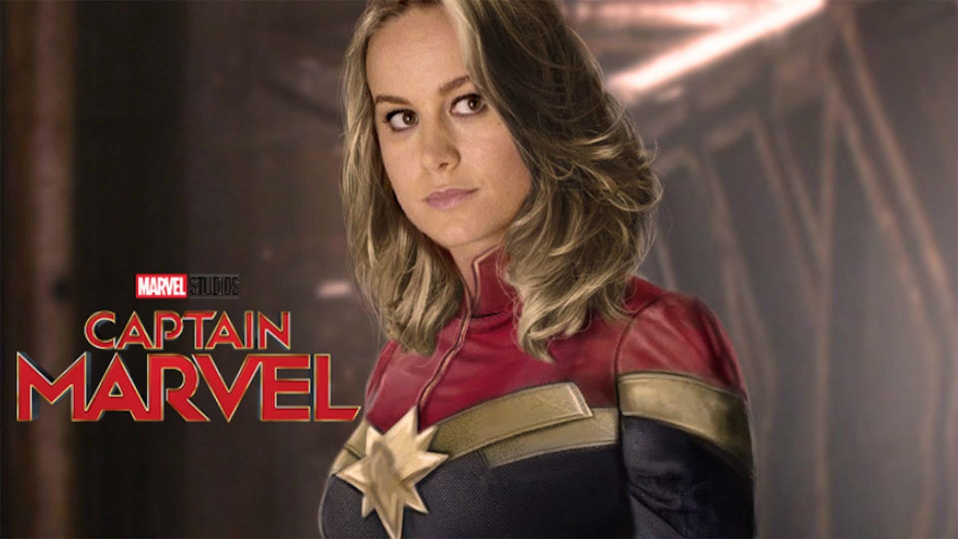 brie larson captain marvel avengers hd wallpaper
