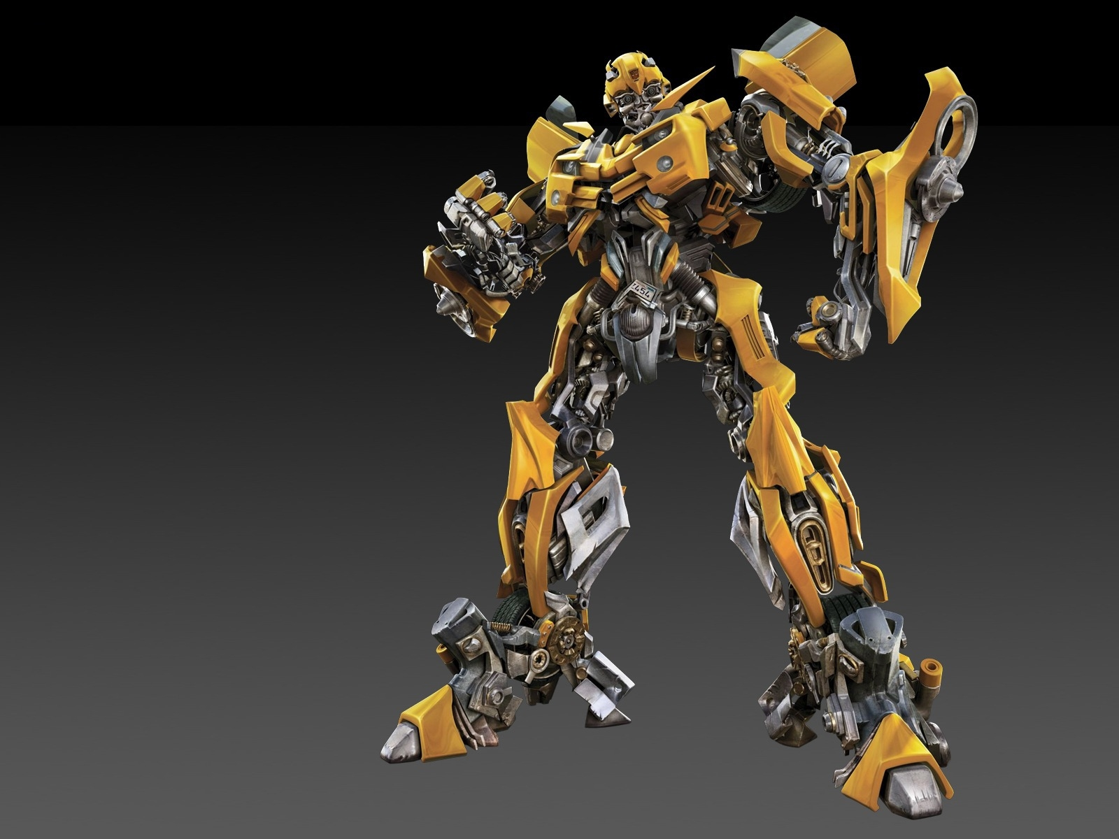bumblebee 3d autobots transformers hd wallpaper