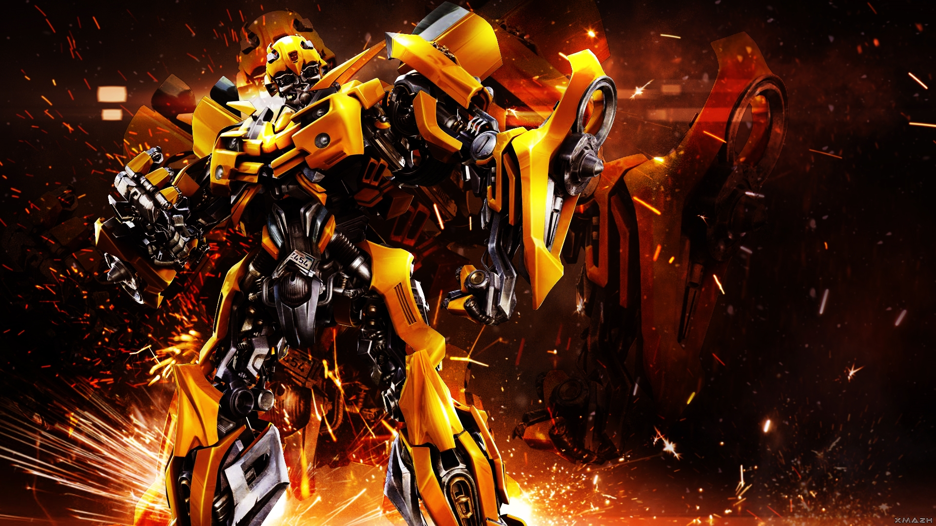bumblebee desktop hd wallpapers