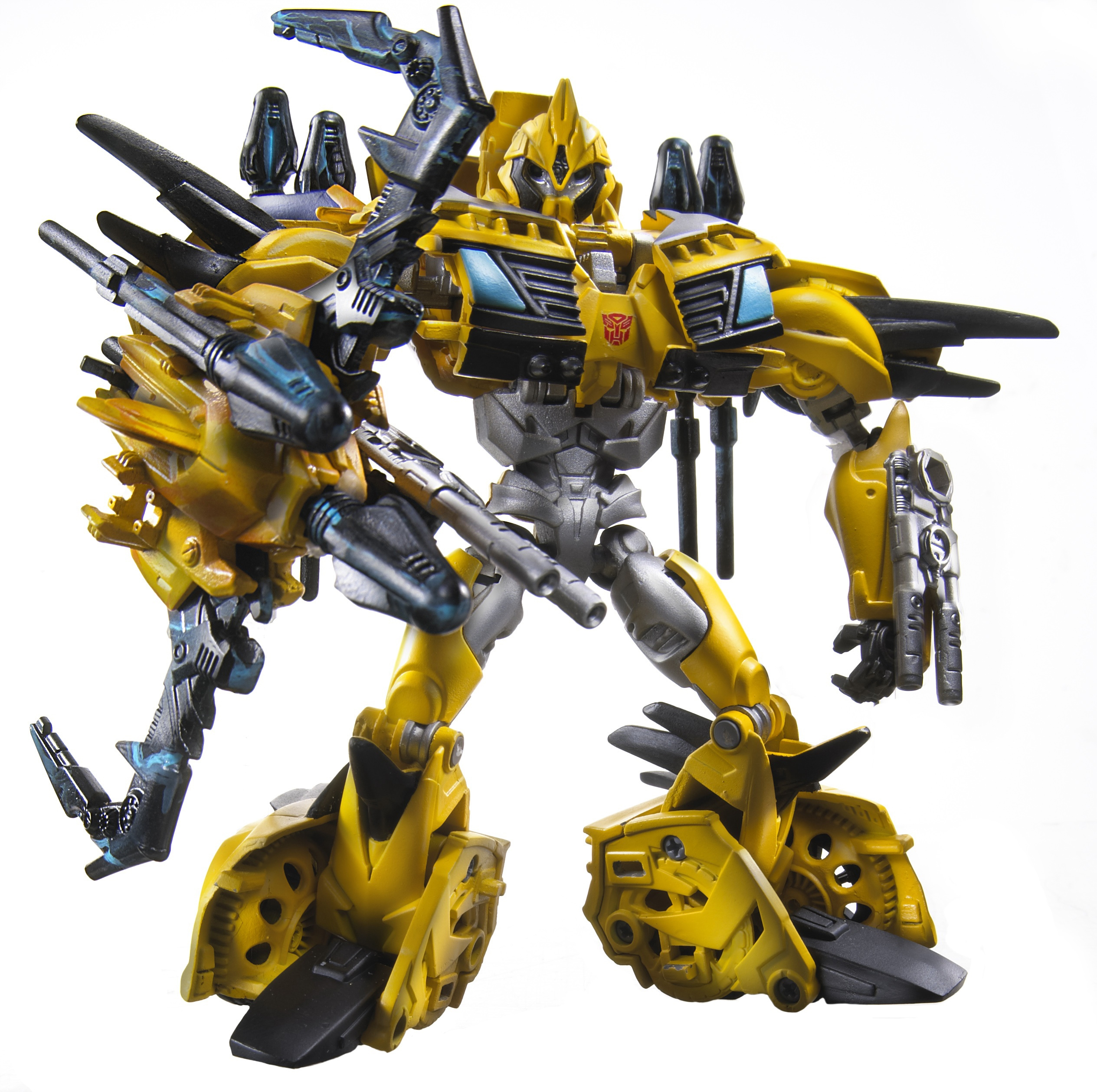 bumblebee toy robot mode