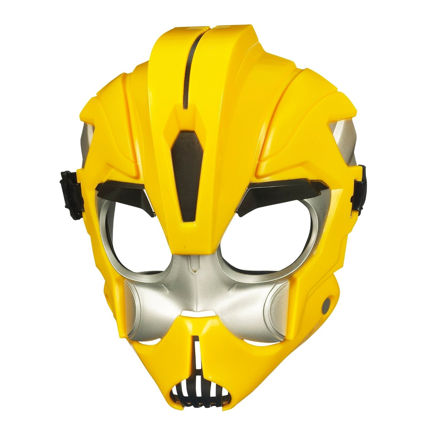 bumblebee transformer face helmet mask