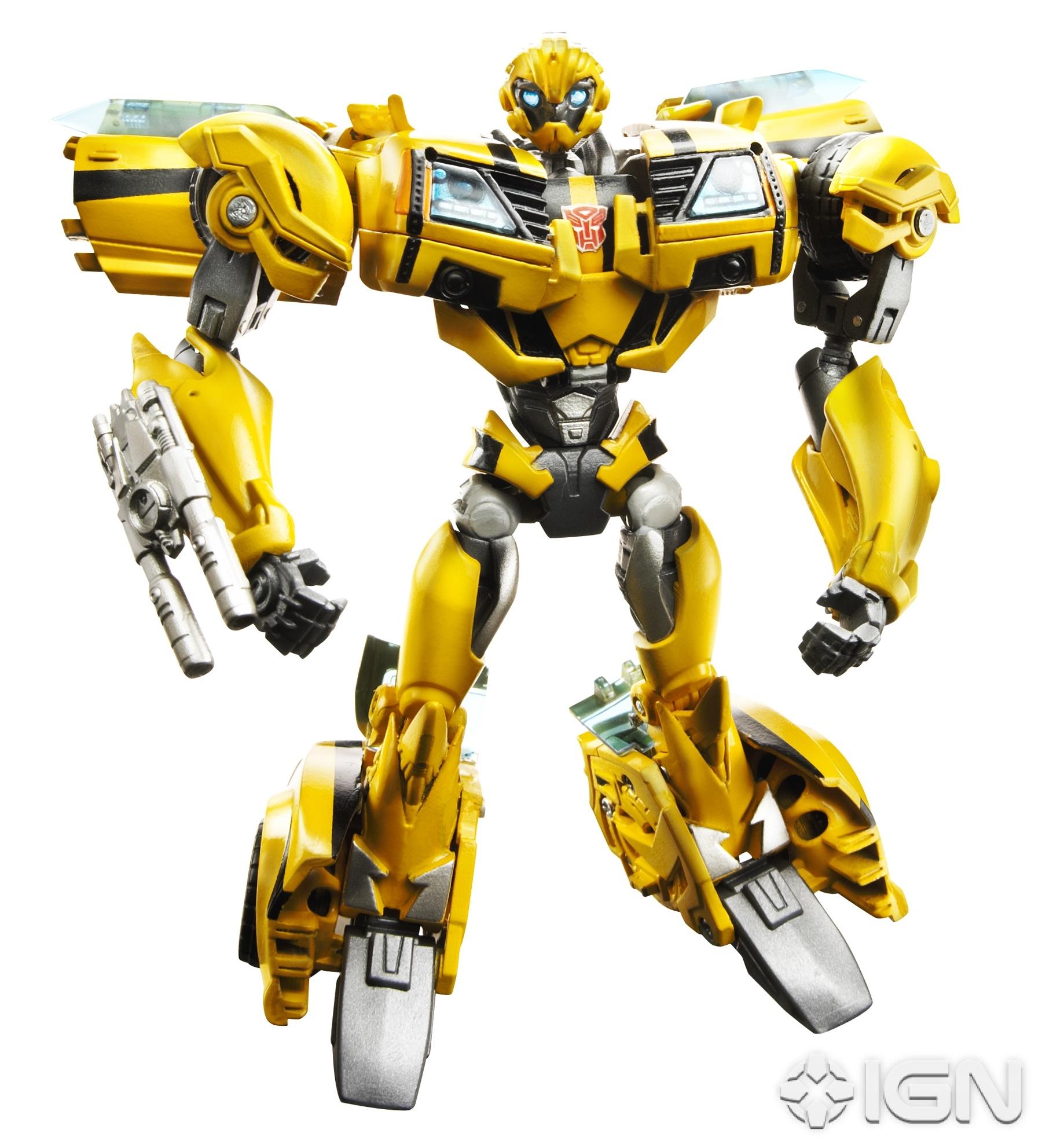 bumblebee transformer toy wallpaper