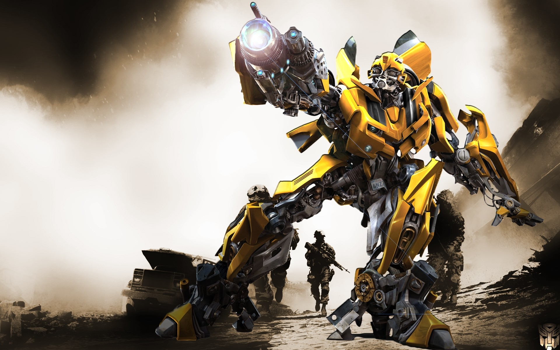 bumblebee transformers revenge of the fallen free wallpaper hd