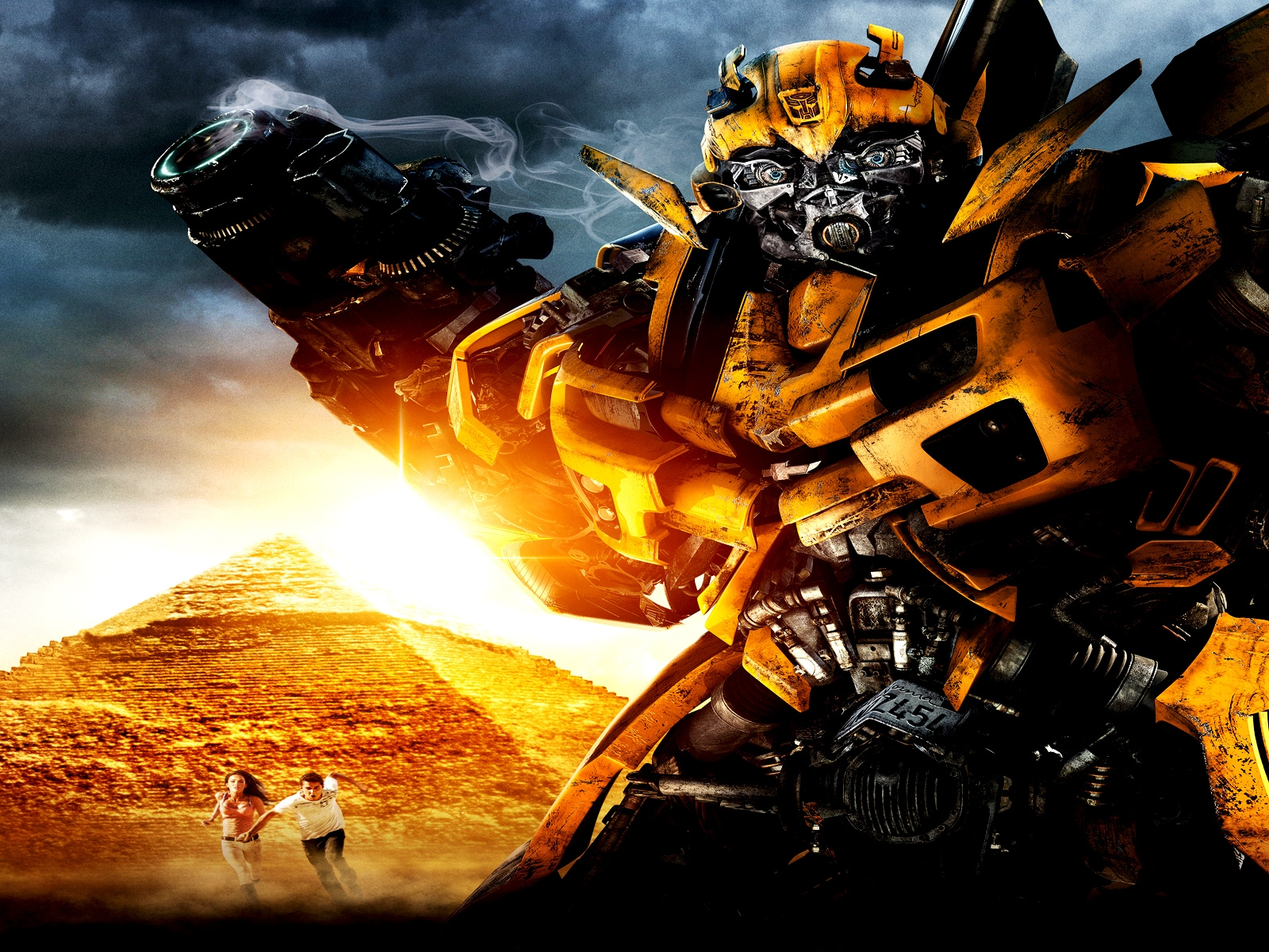 Bumblebee Transformers Wallpaper Hd Free
