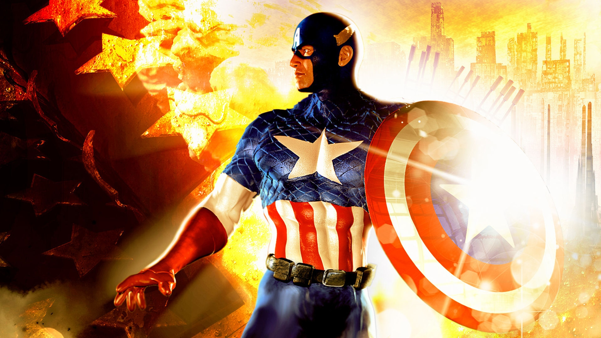 Captain america wallpapers hd wallpapers - Captain america hd images download ...