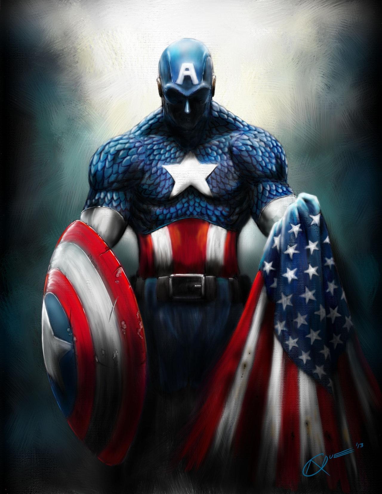 captain america actor