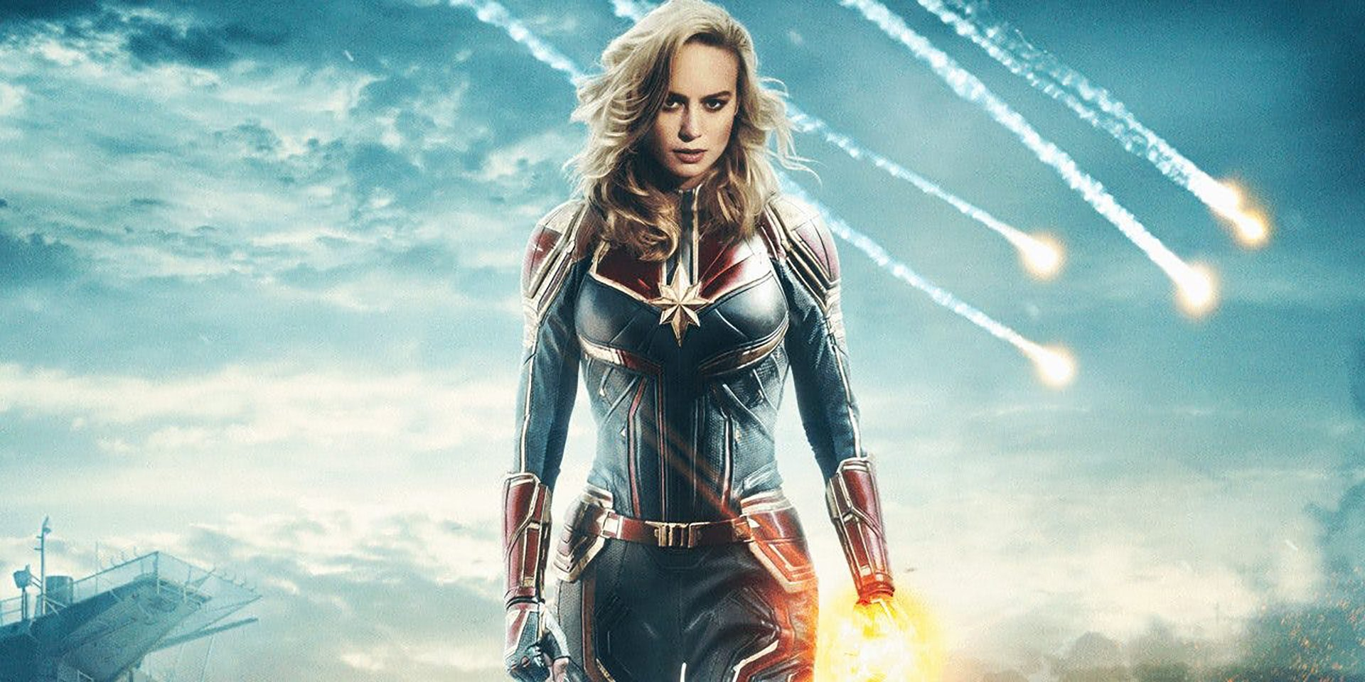 captain marvel avengers brie larson super hero image wallpaper