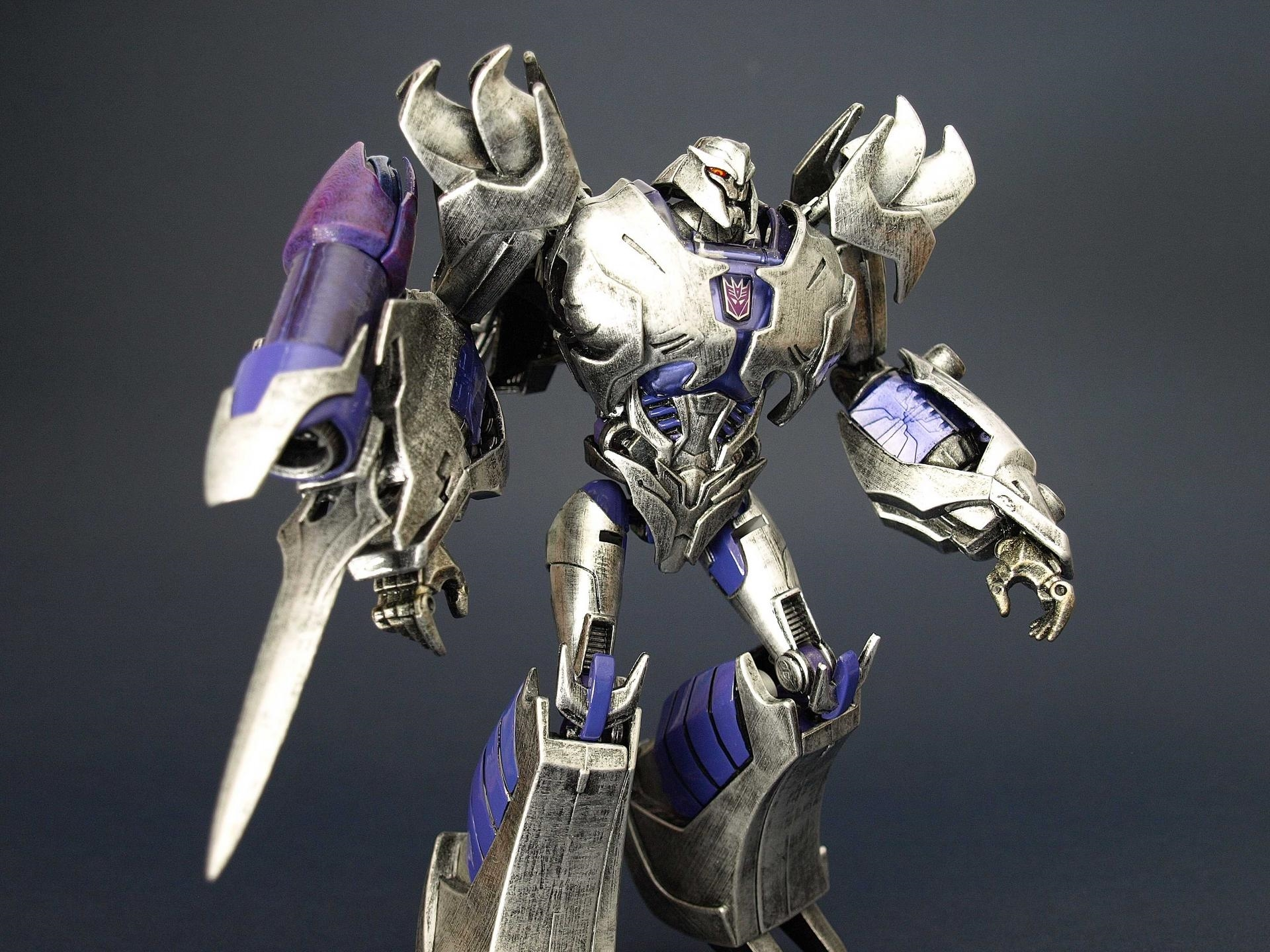 custom prime megatron toy