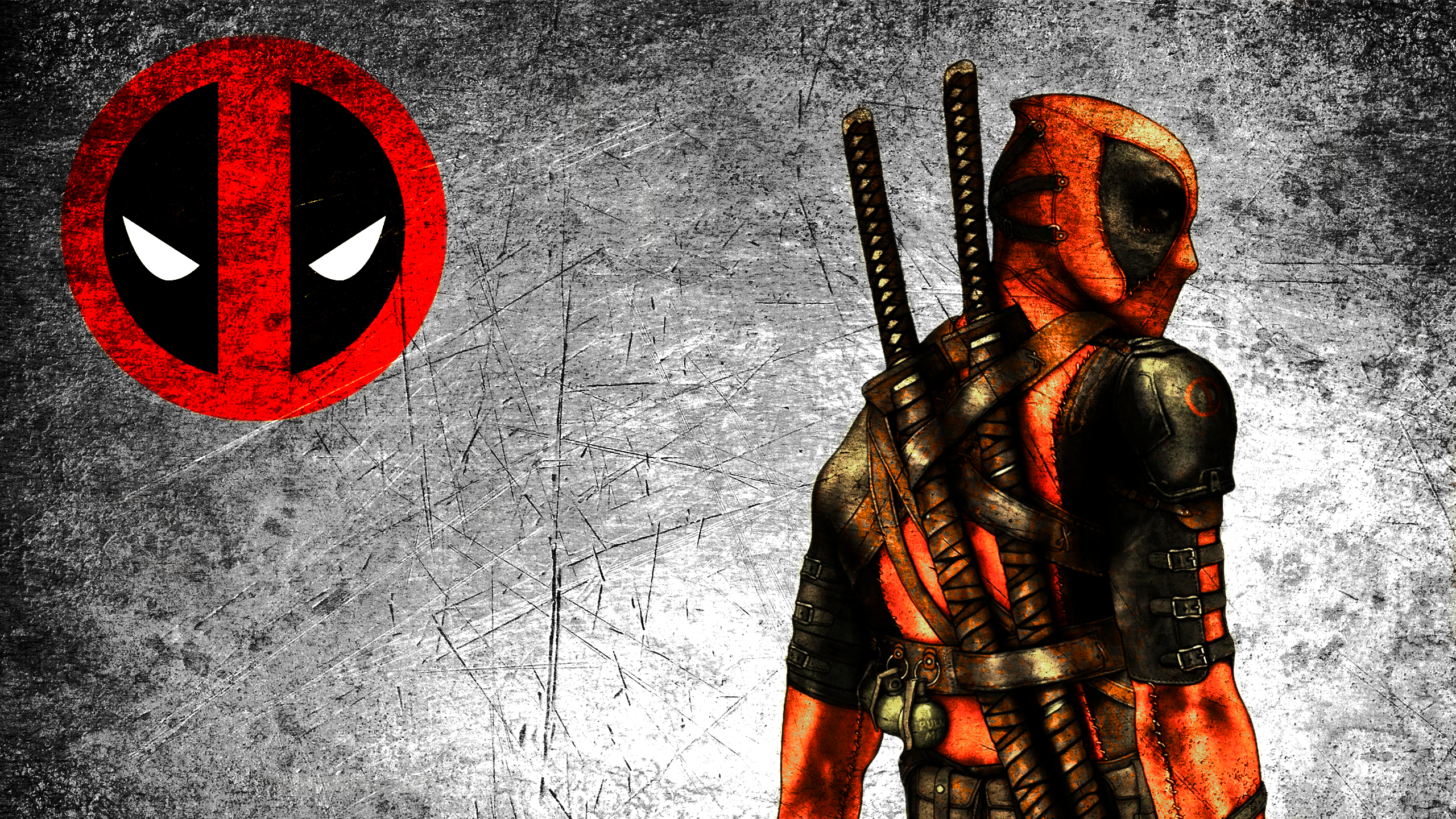 deadpool marvel comics desktop background pc hd wallpaper