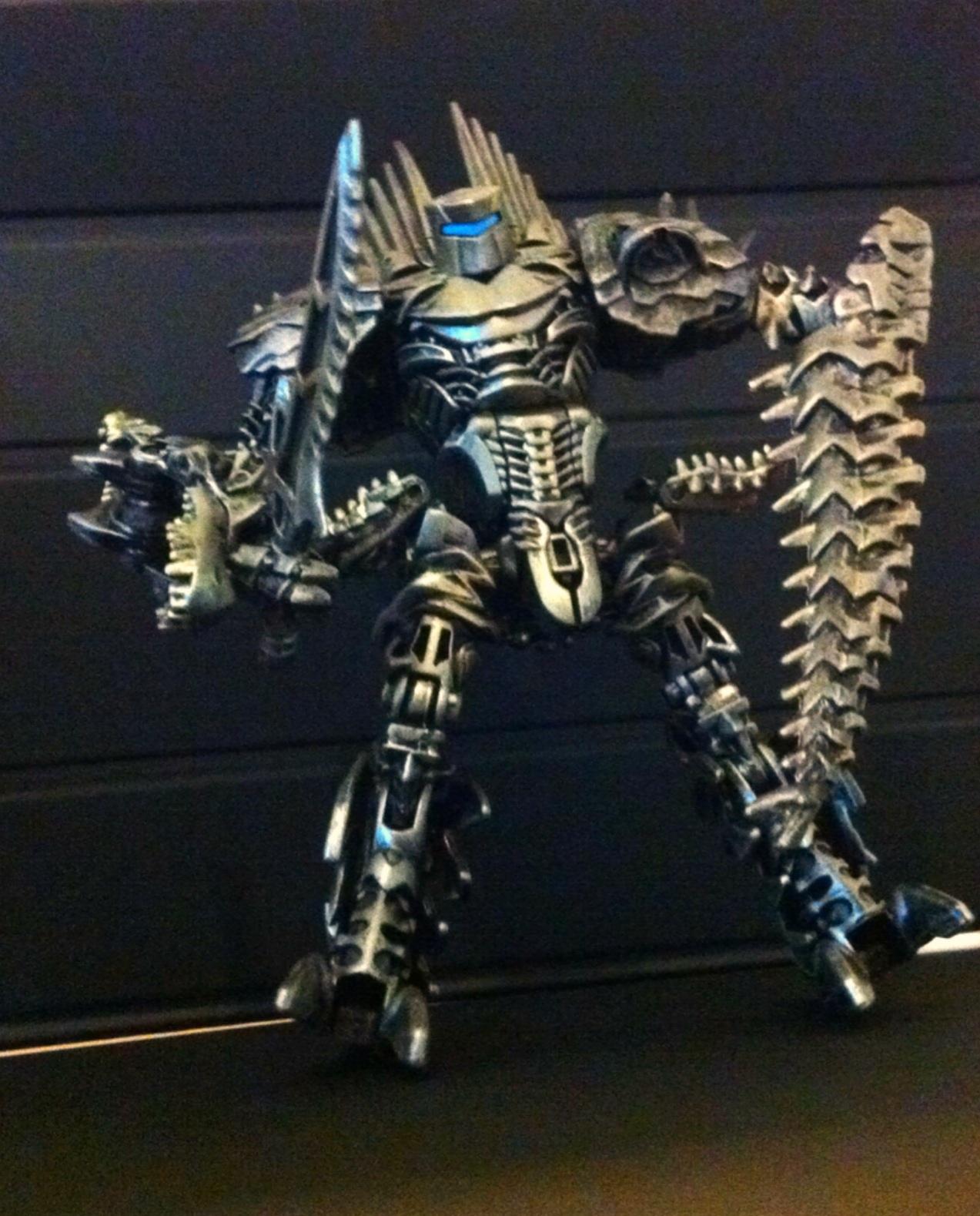 dinobot transformers scorn slu