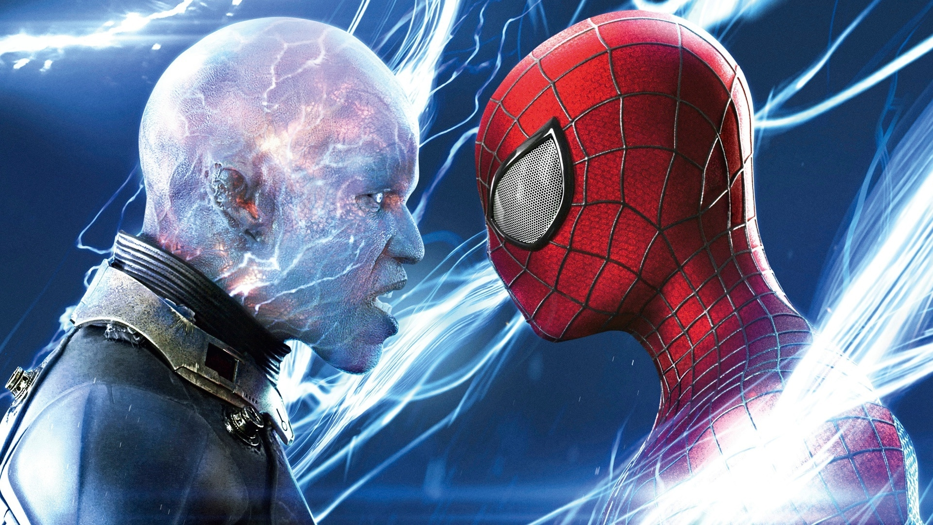 electro spider man the amazing spider man 2