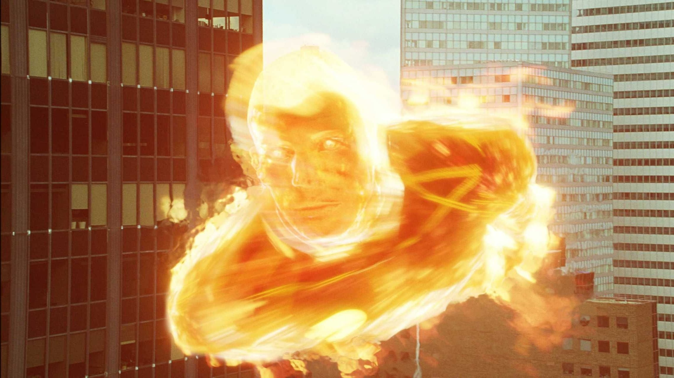 fantastic 4 human torch johnny storm