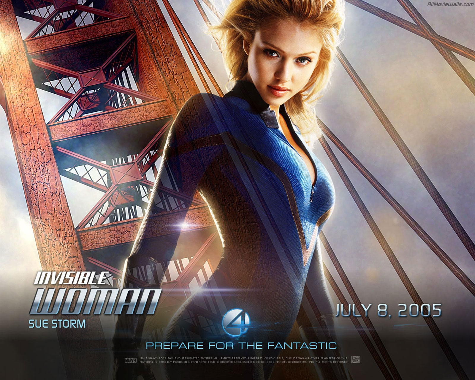 fantastic 4 invisible woman sue storm wallpaper