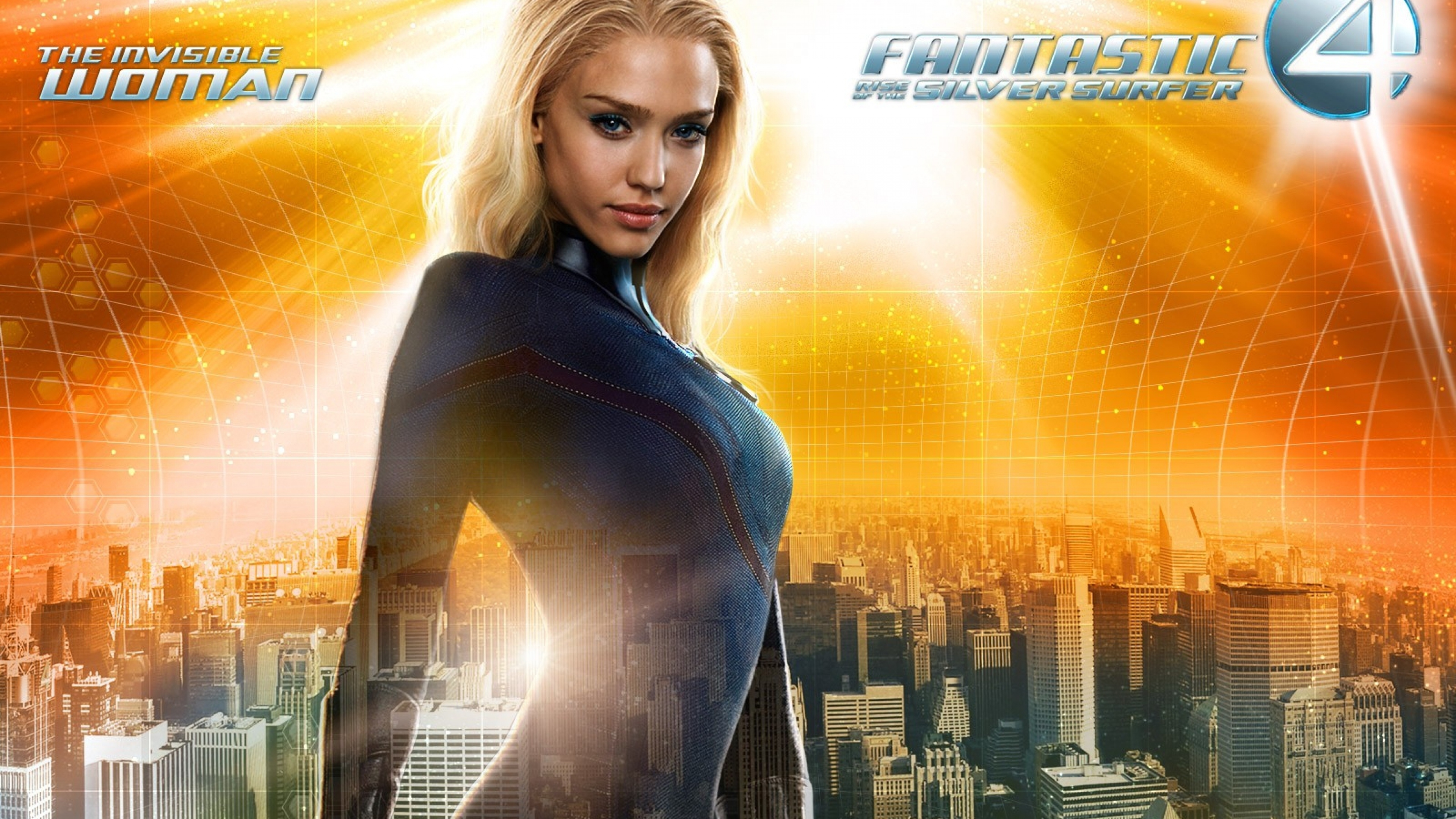 fantastic 4 jessica alba invisible woman susan storm