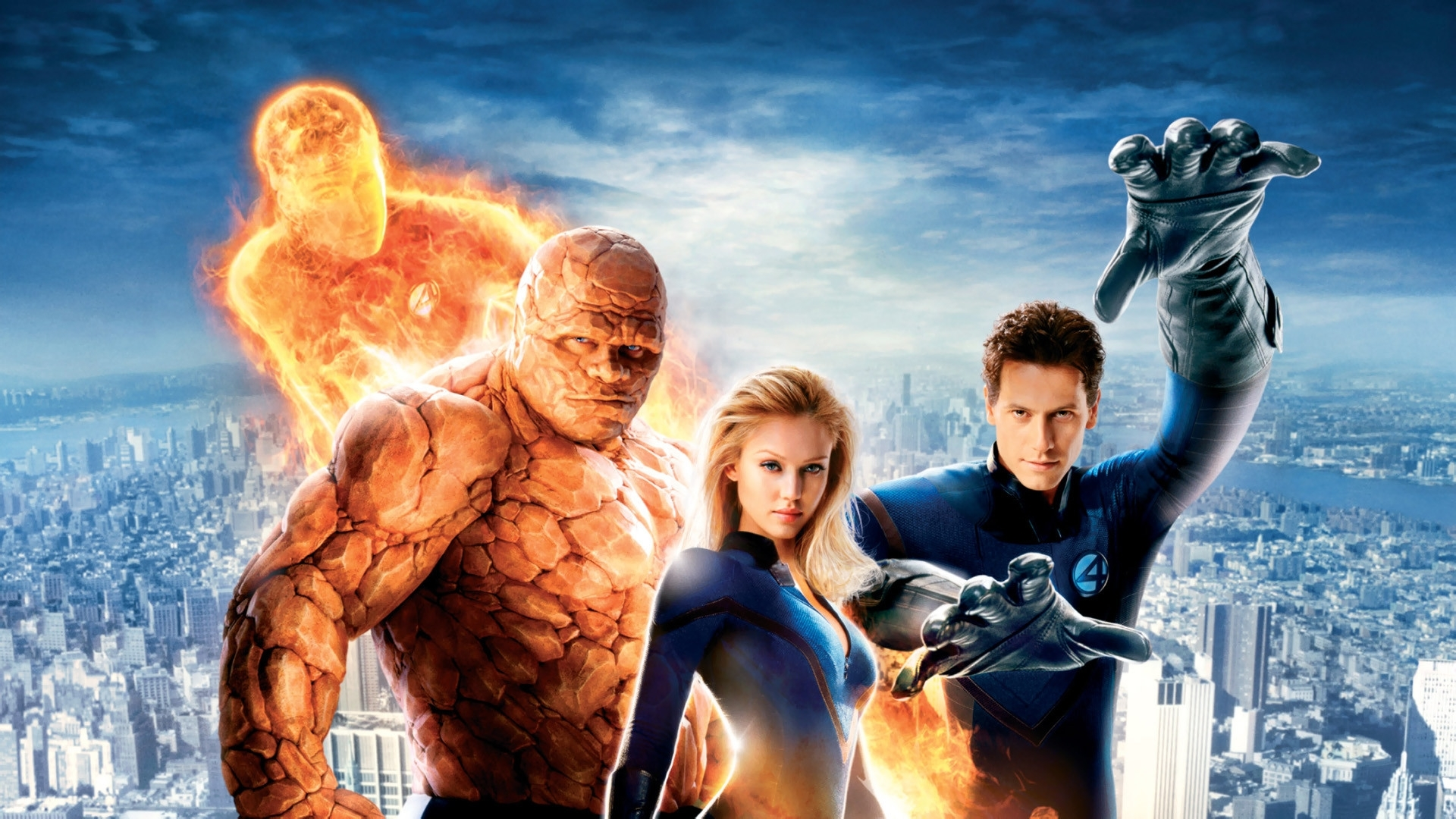 fantastic 4 marvel superheroes team