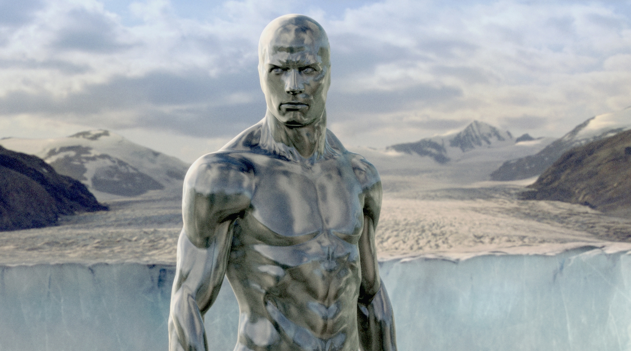 fantastic 4 rise of the silver surfer free wallpaper